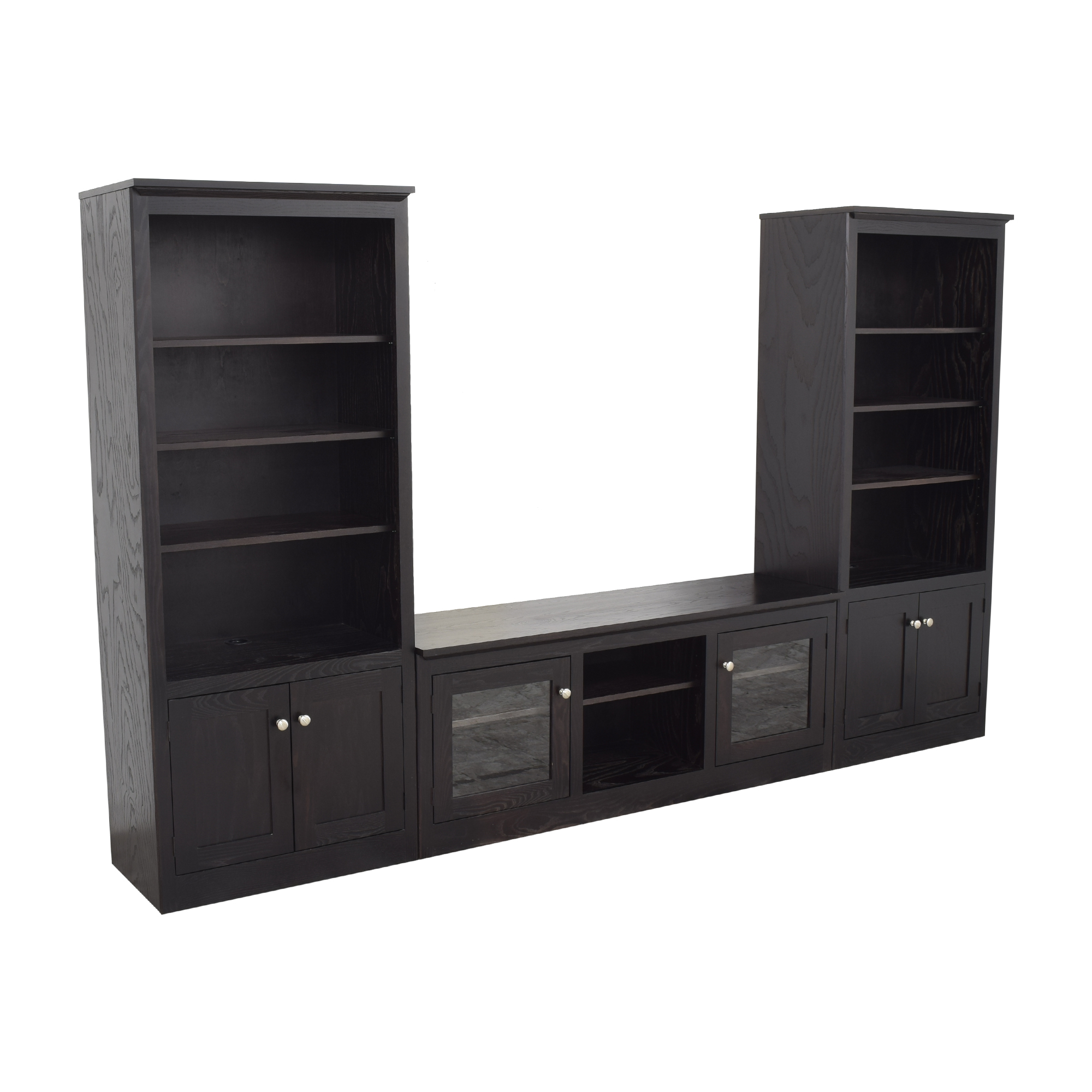 Crate & Barrel Crate & Barrel Media Center and Towers Storage
