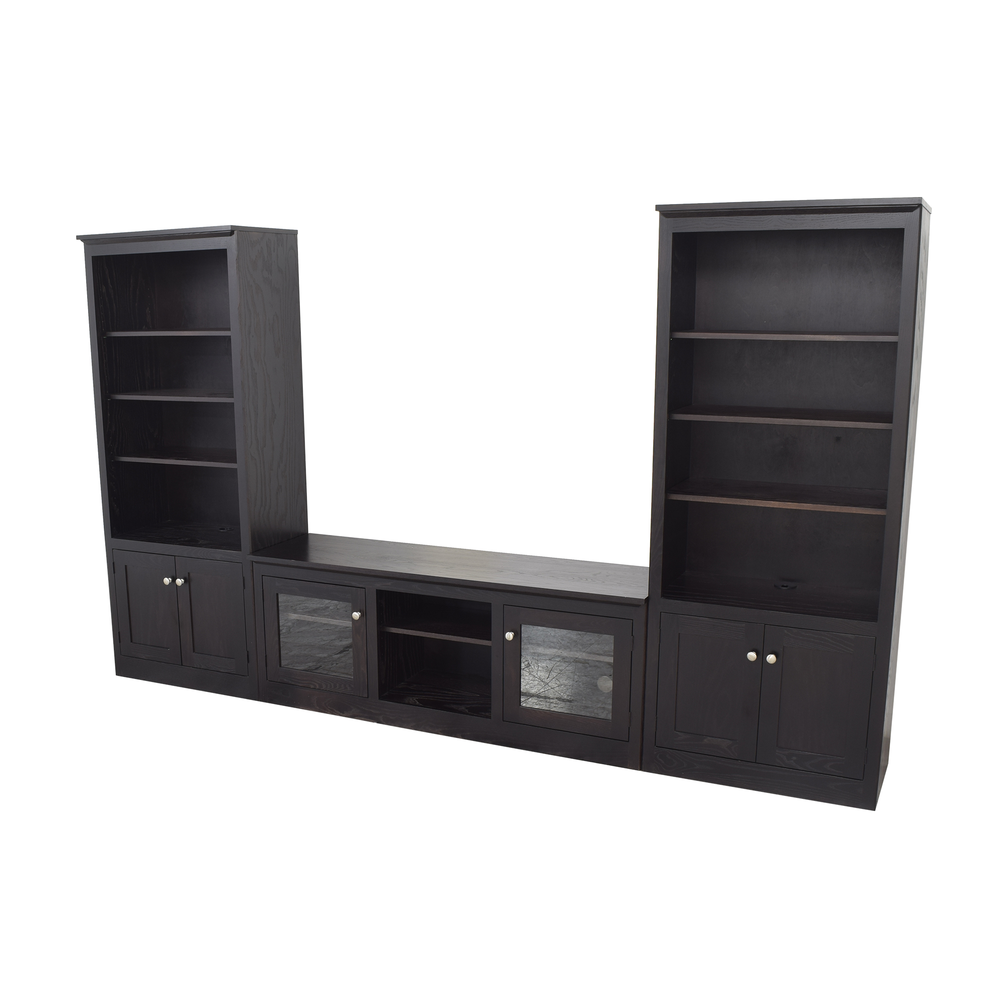 Crate & Barrel Crate & Barrel Media Center and Towers for sale