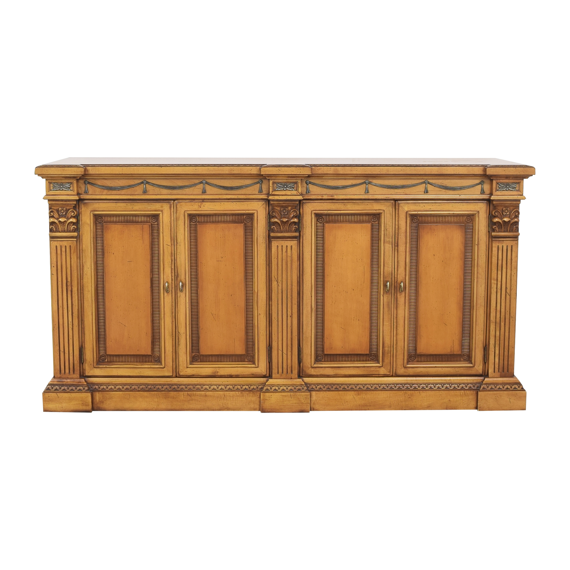 shop Century Furniture Provincial-Style Buffet Century Furniture Cabinets & Sideboards