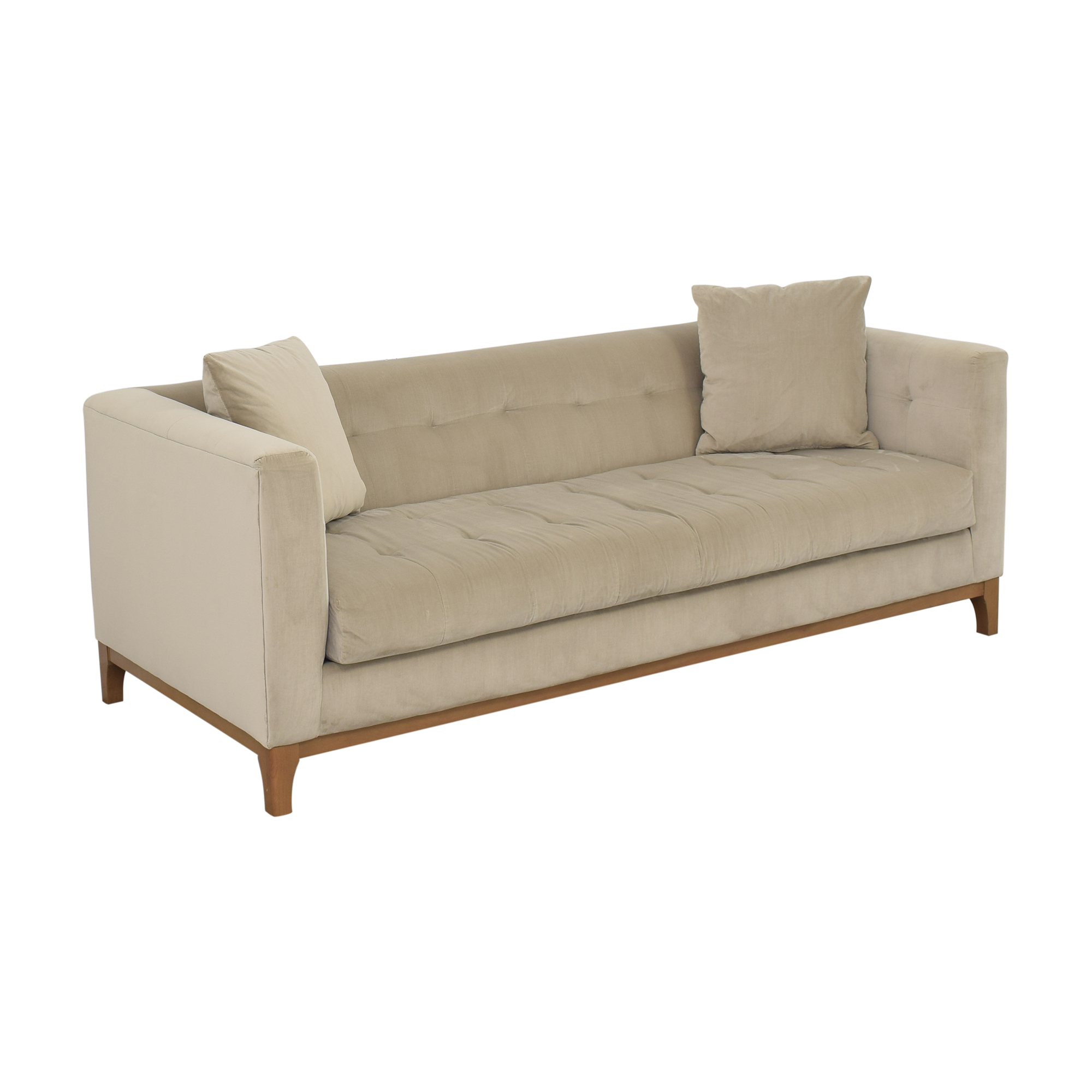 Macy's Macy's Martha Stewart Collection Brookline Sofa second hand
