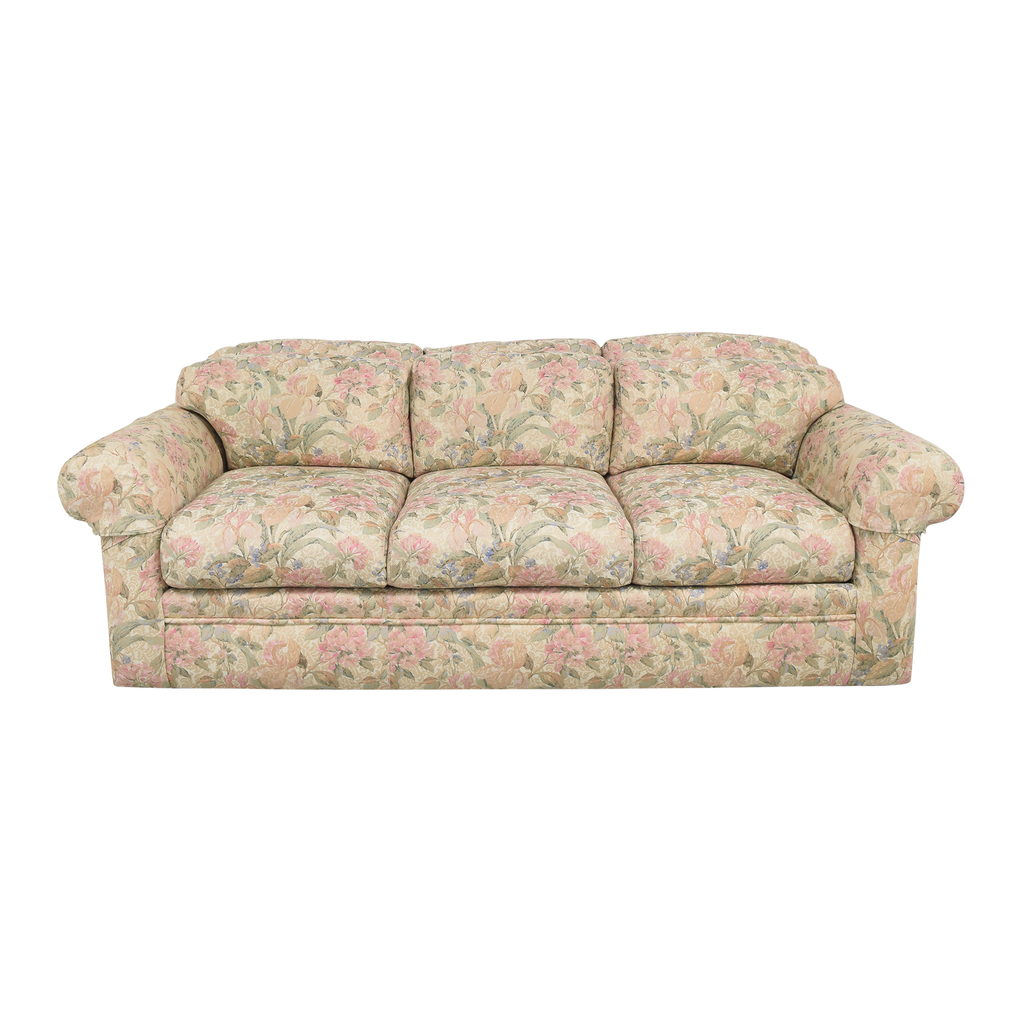 buy Heritage Heritage Floral Three Cushion Sofa online