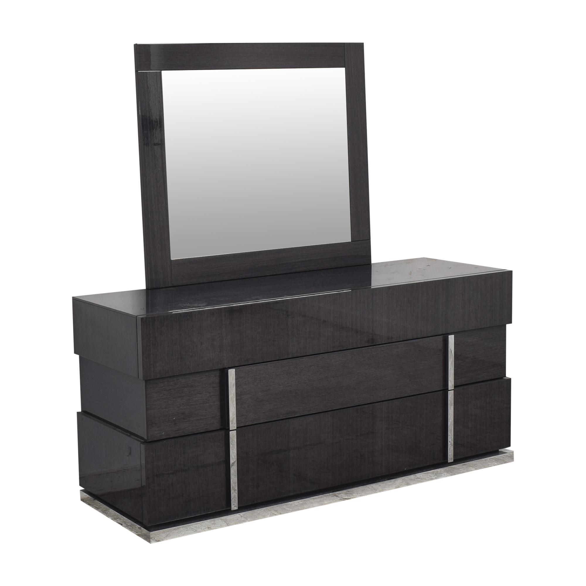 Alf Italia Alf Italia Montecarlo Dresser with Mirror Dressers