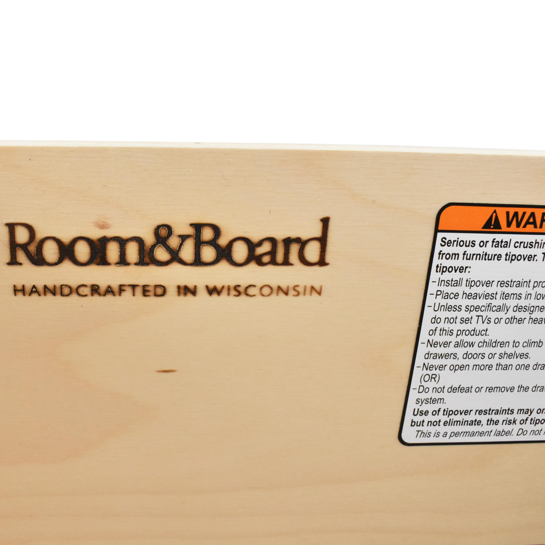 Room & Board Room & Board Baker Six Drawer Dresser nyc