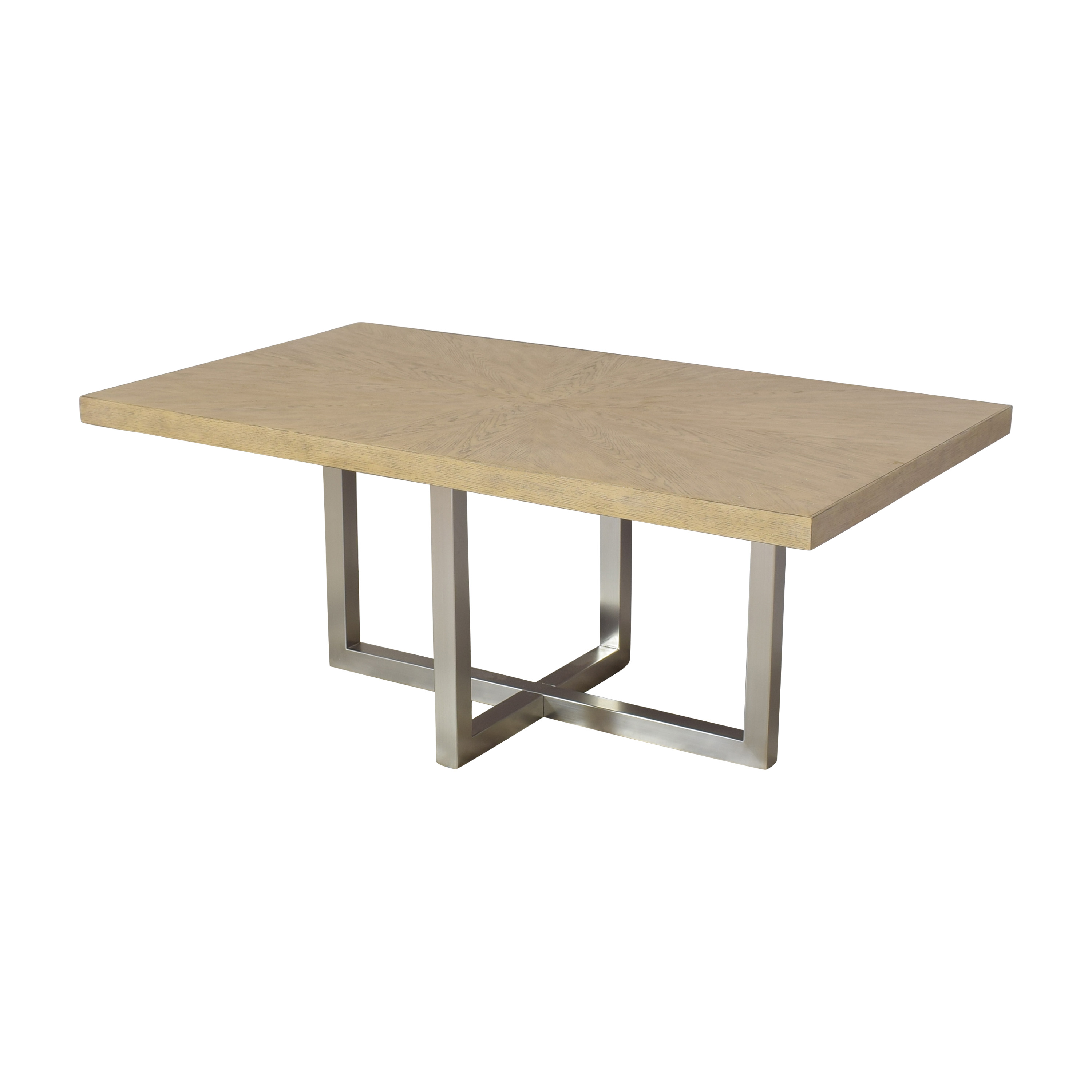 Macy's Altair Contemporary Dining Table / Dinner Tables