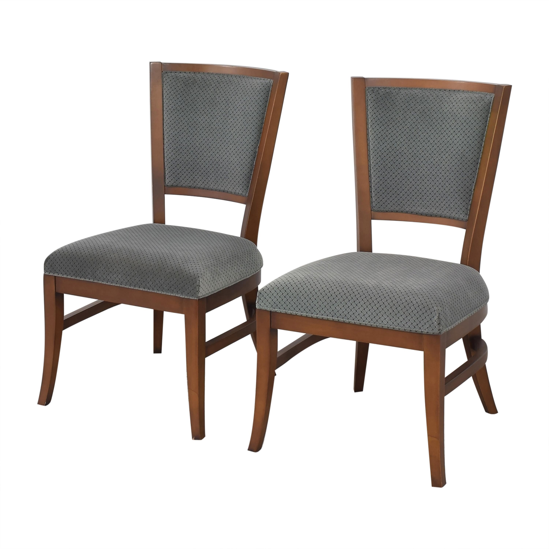 shop Hekman Furniture Octavio Side Chairs Hekman Furniture