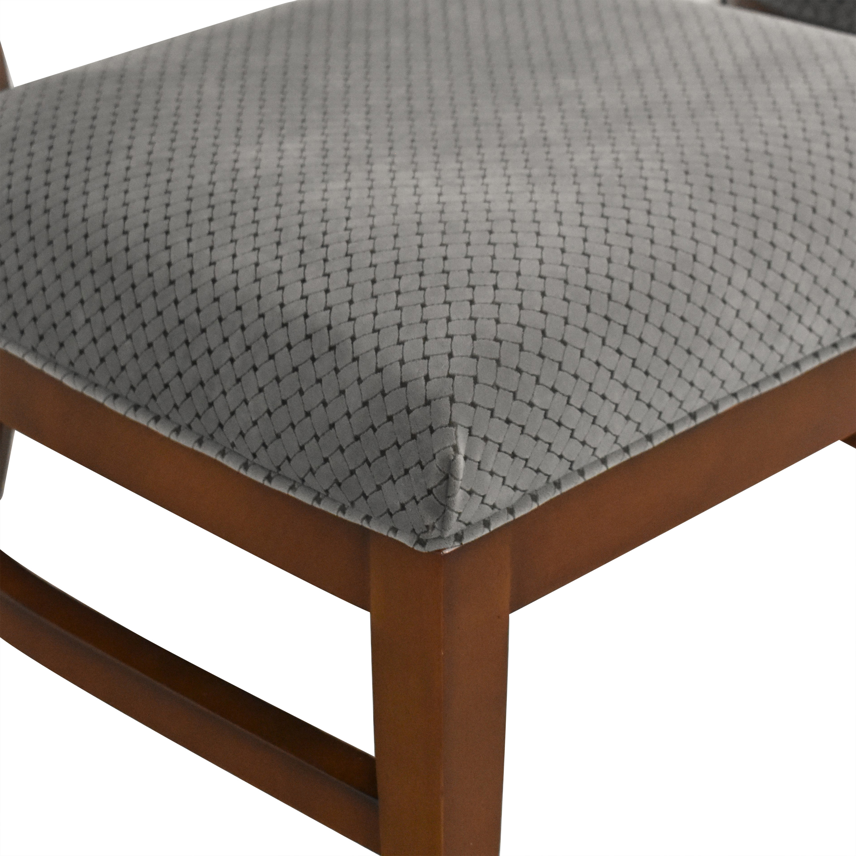 Hekman Furniture Hekman Furniture Octavio Side Chairs dimensions