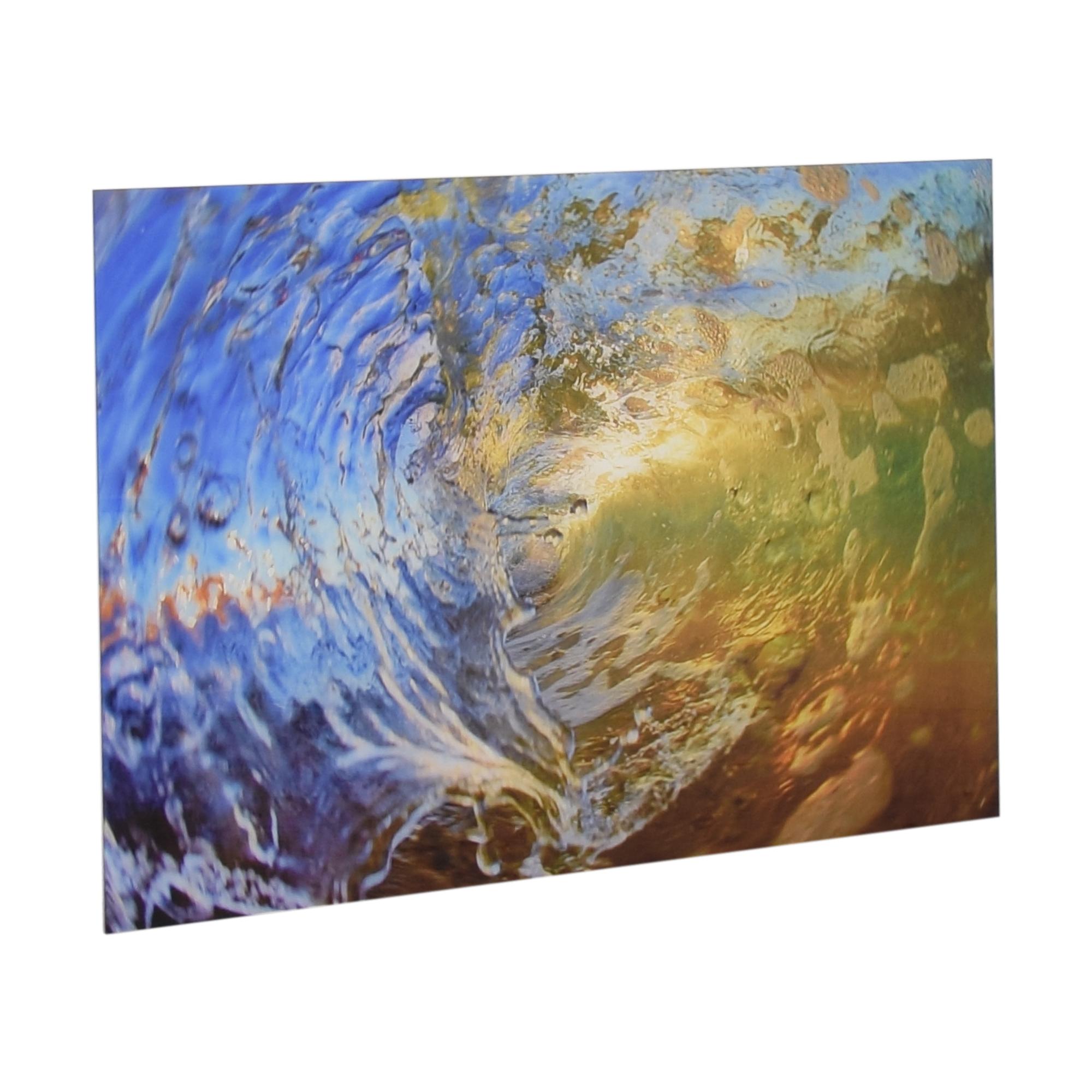 Aquabumps Bondi Chamber Art Print