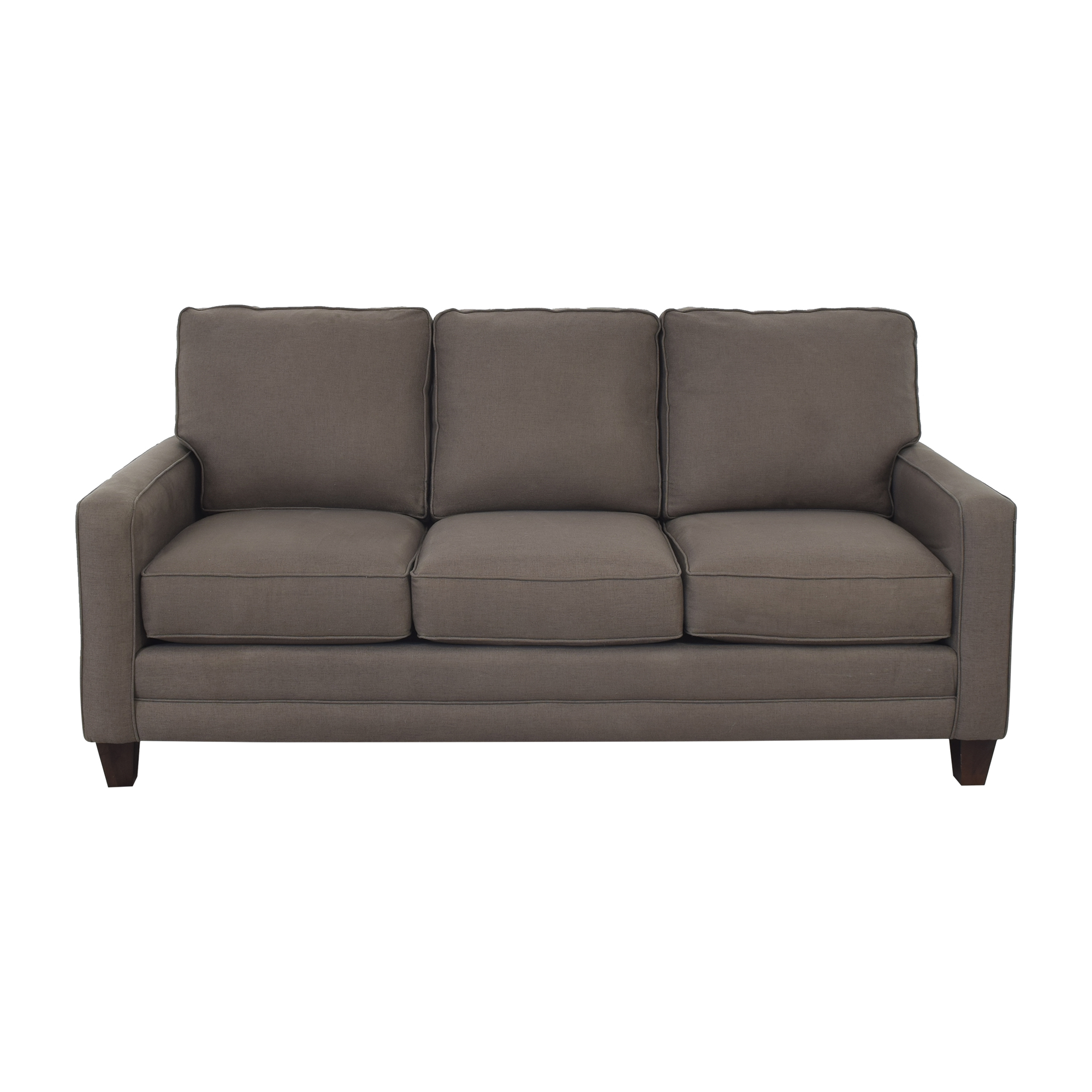 Bassett Furniture Bassett Furniture Alexander Track Arm Sofa for sale