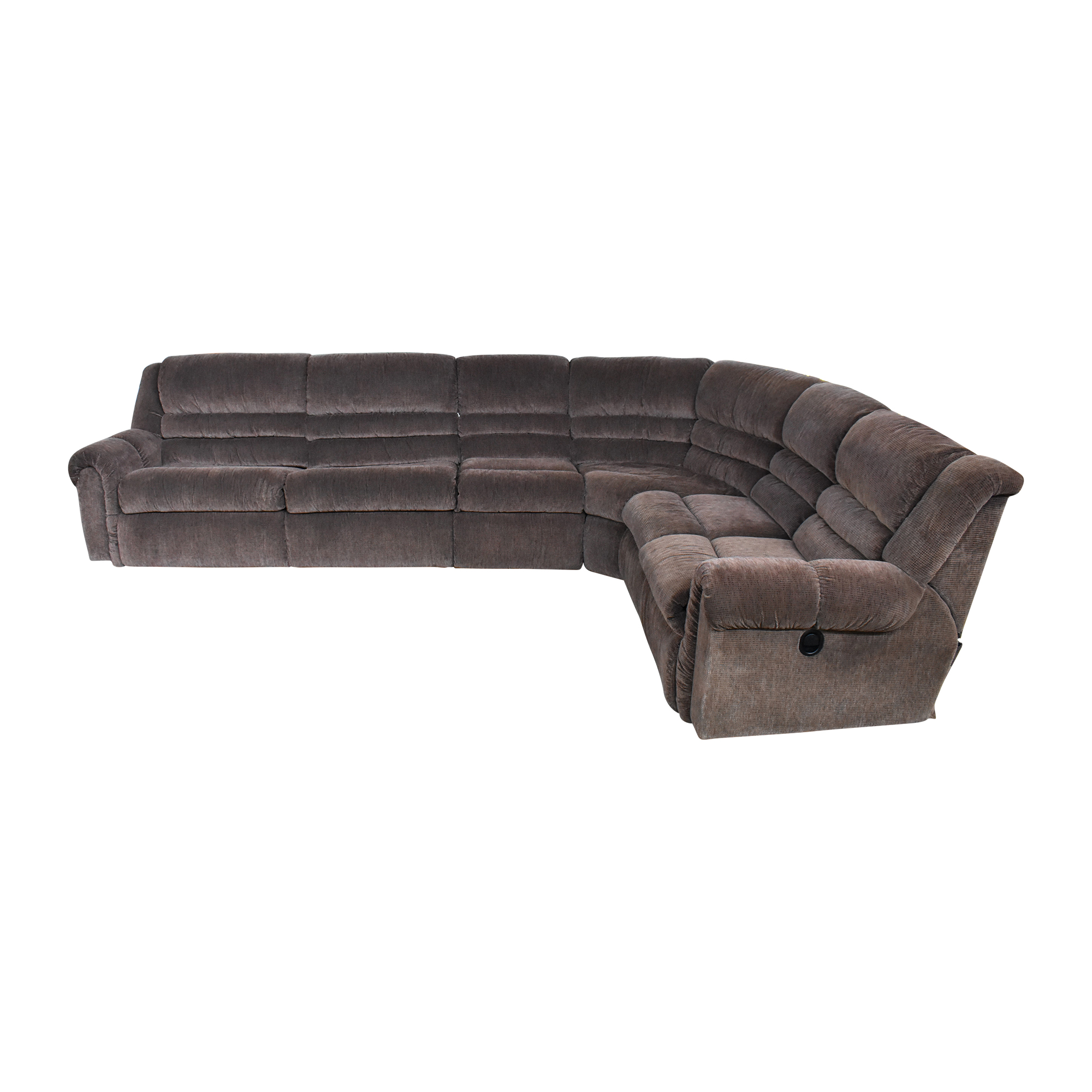 La-Z-Boy La-Z-Boy Sleeper Sectional Sofa with Recliners