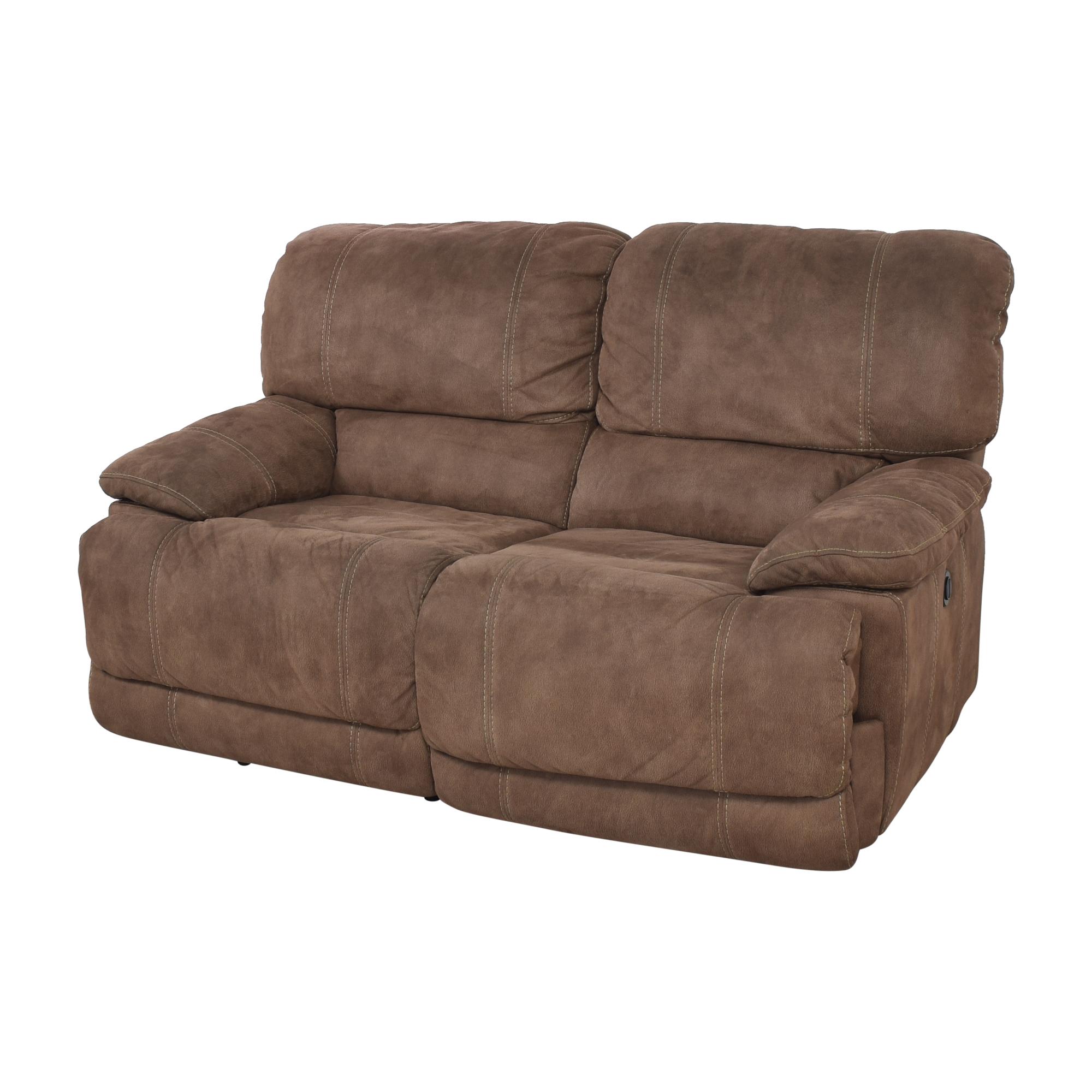 Macy's Power Reclining Felyx Sofa sale