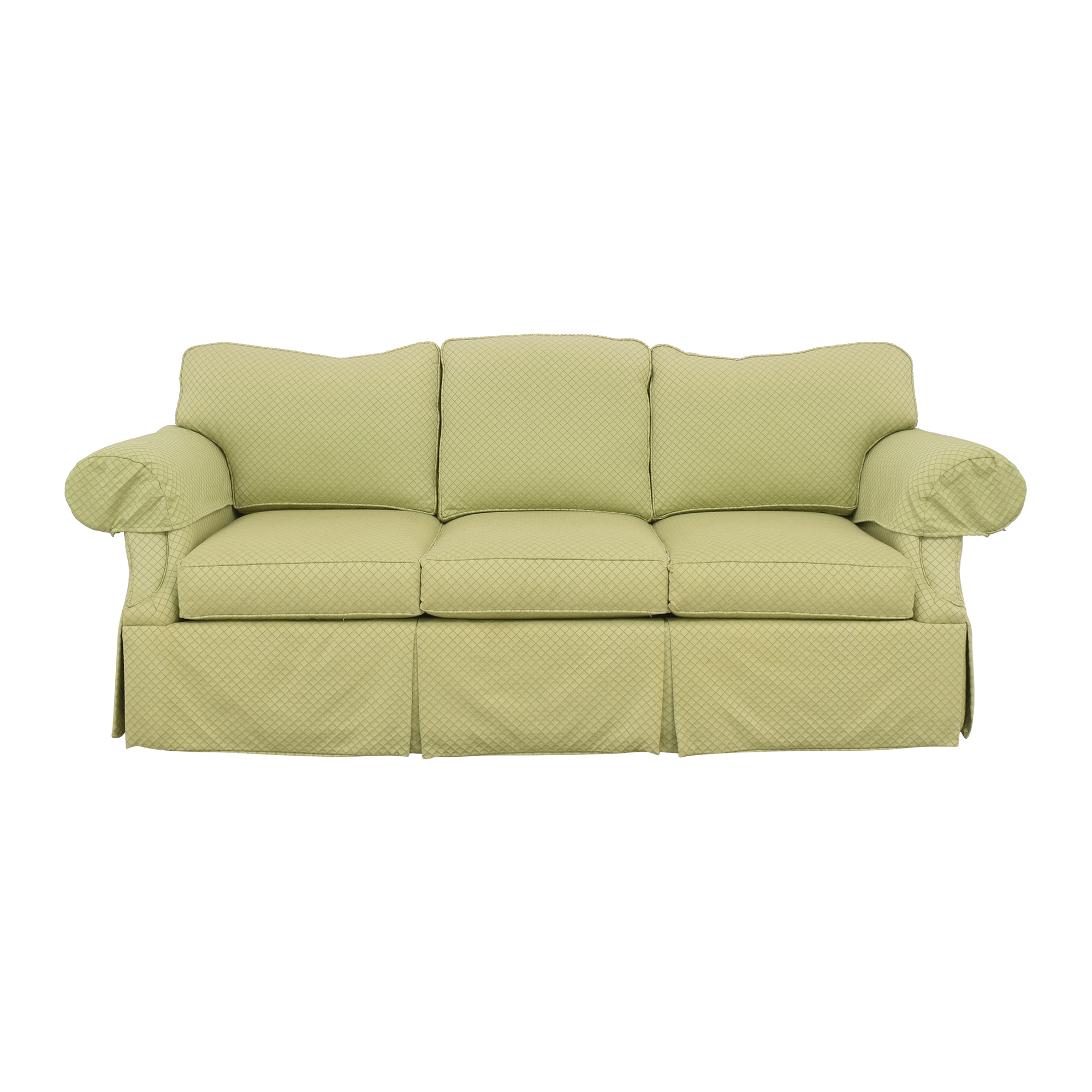 Ethan Allen Ethan Allen Marris Three Cushion Sofa ma