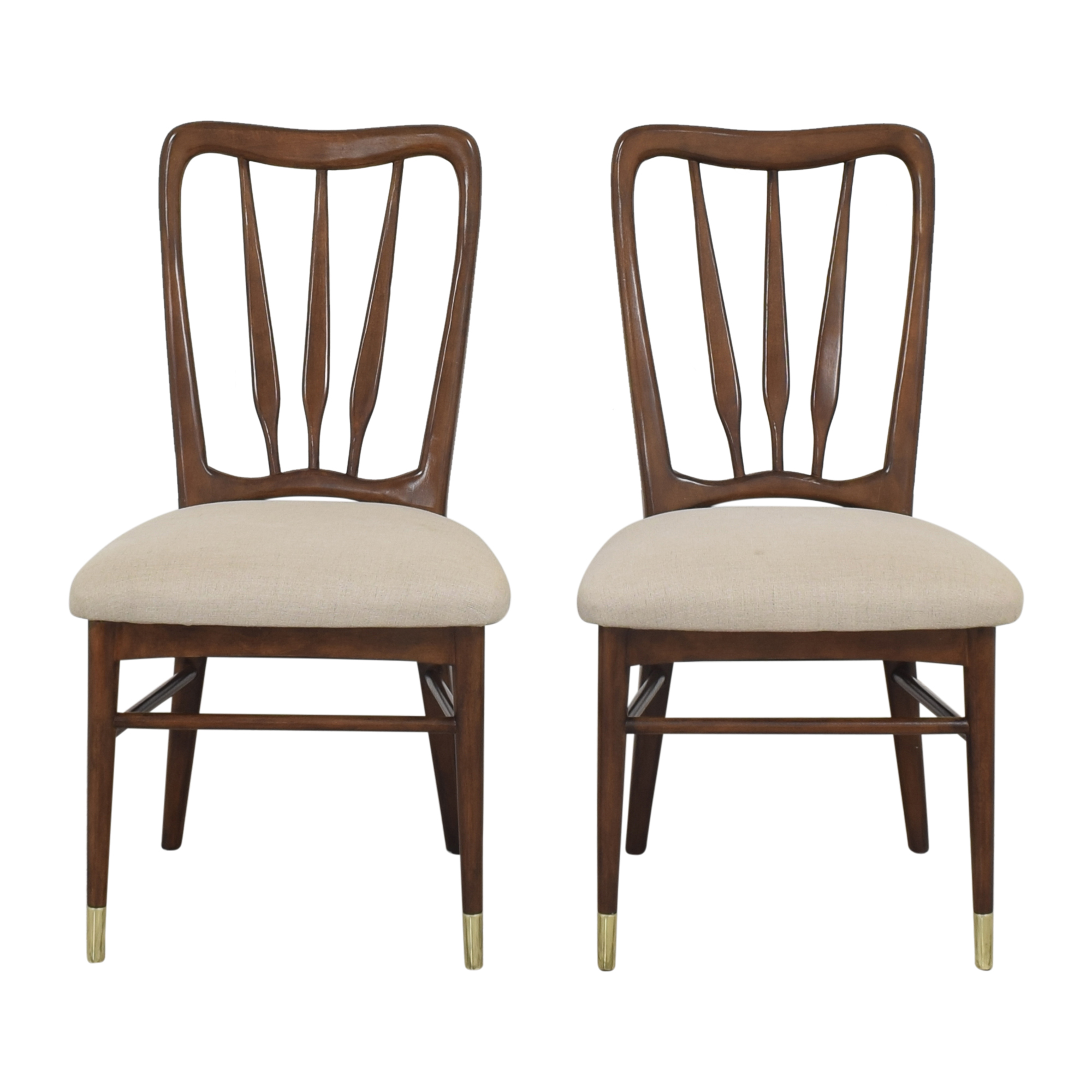 Anthropologie Anthropologie Haverhill Dining Chairs price