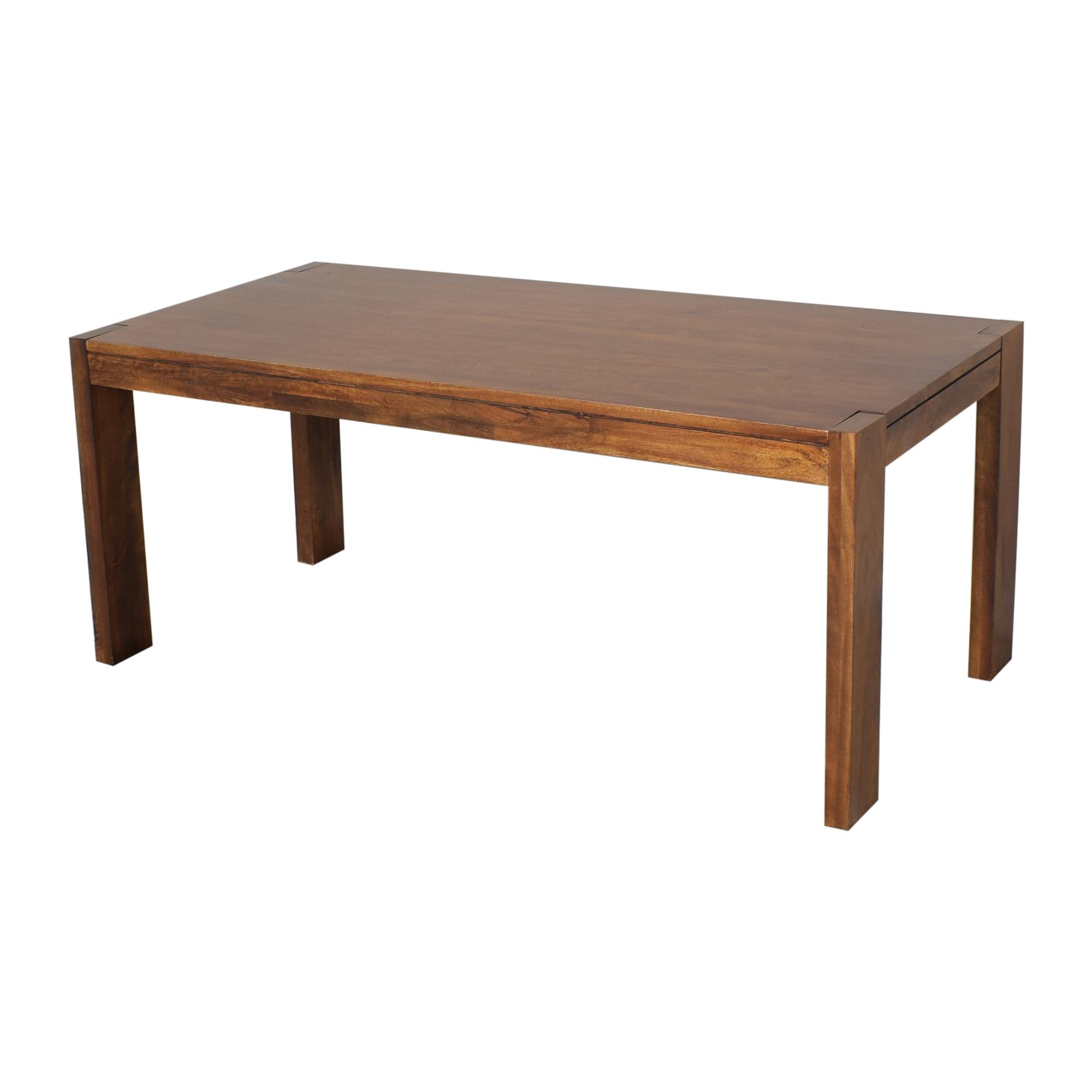 West Elm West Elm Boerum Dining Table on sale