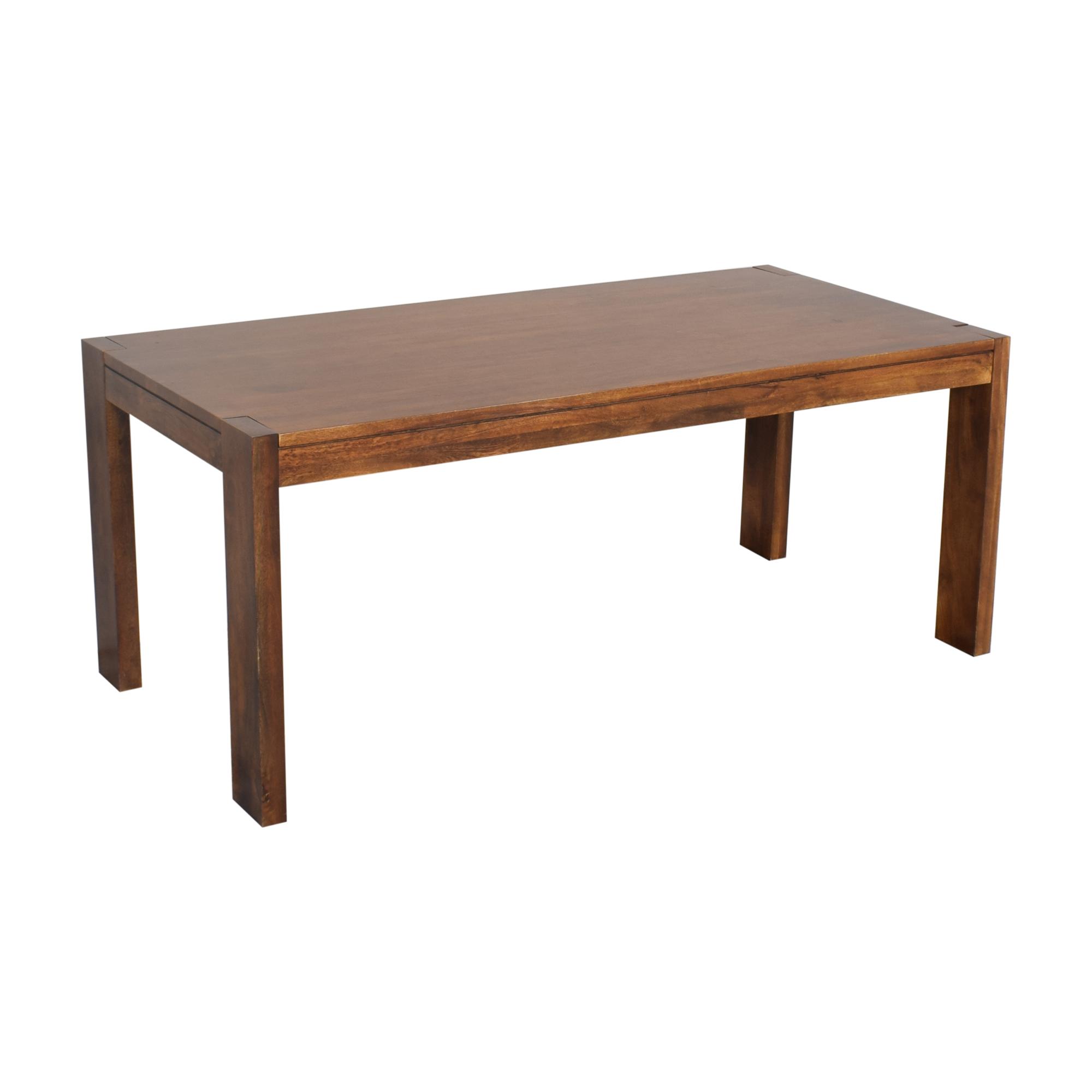 buy West Elm Boerum Dining Table West Elm Tables