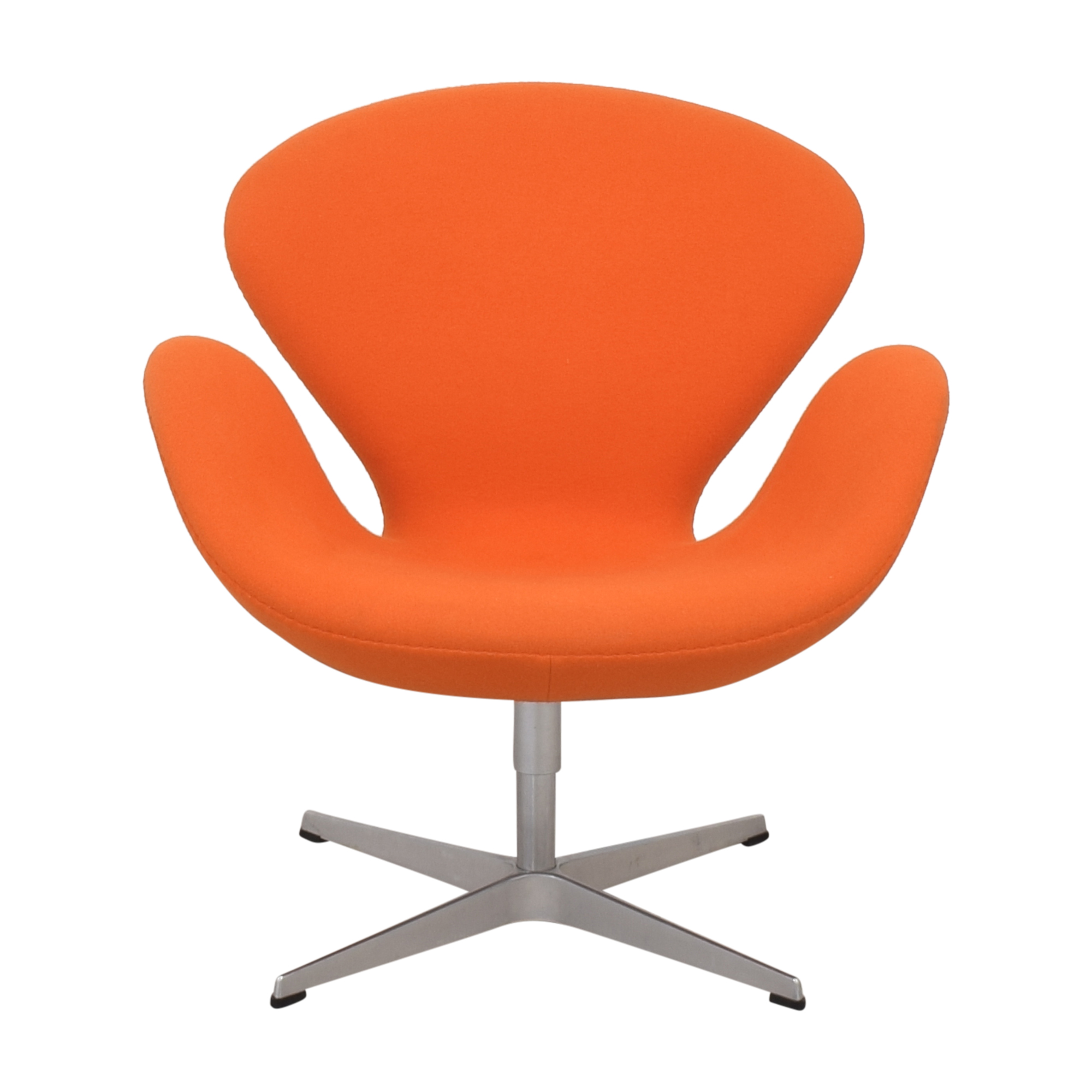 shop Fritz Hansen Swan Chair by Arne Jacobson Fritz Hansen Chairs