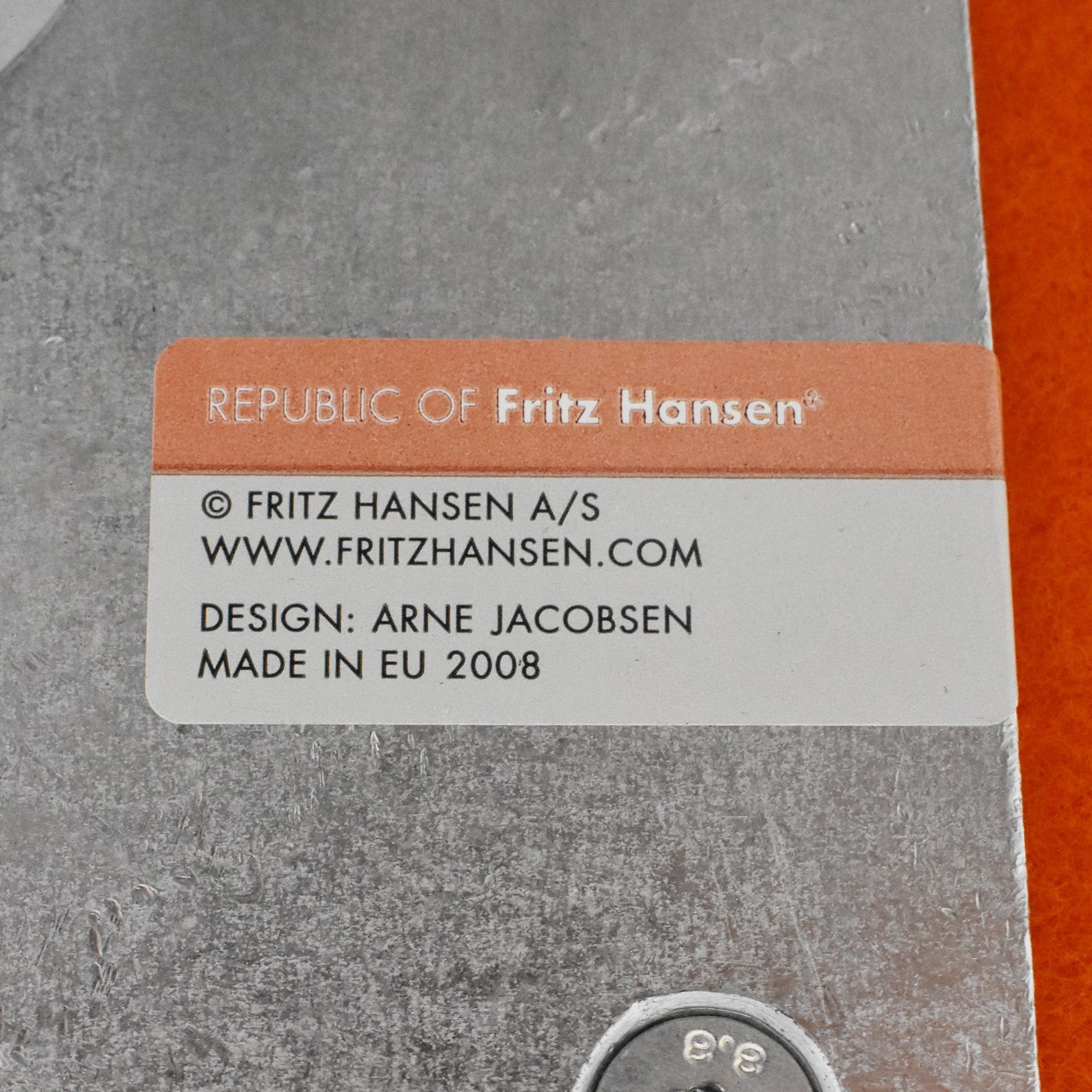 Fritz Hansen Fritz Hansen Swan Chair by Arne Jacobson discount