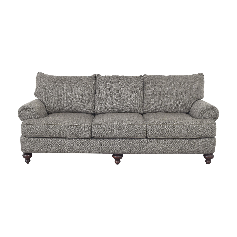 Huffman Koos Metropia Three Cushion Sofa Huffman Koos