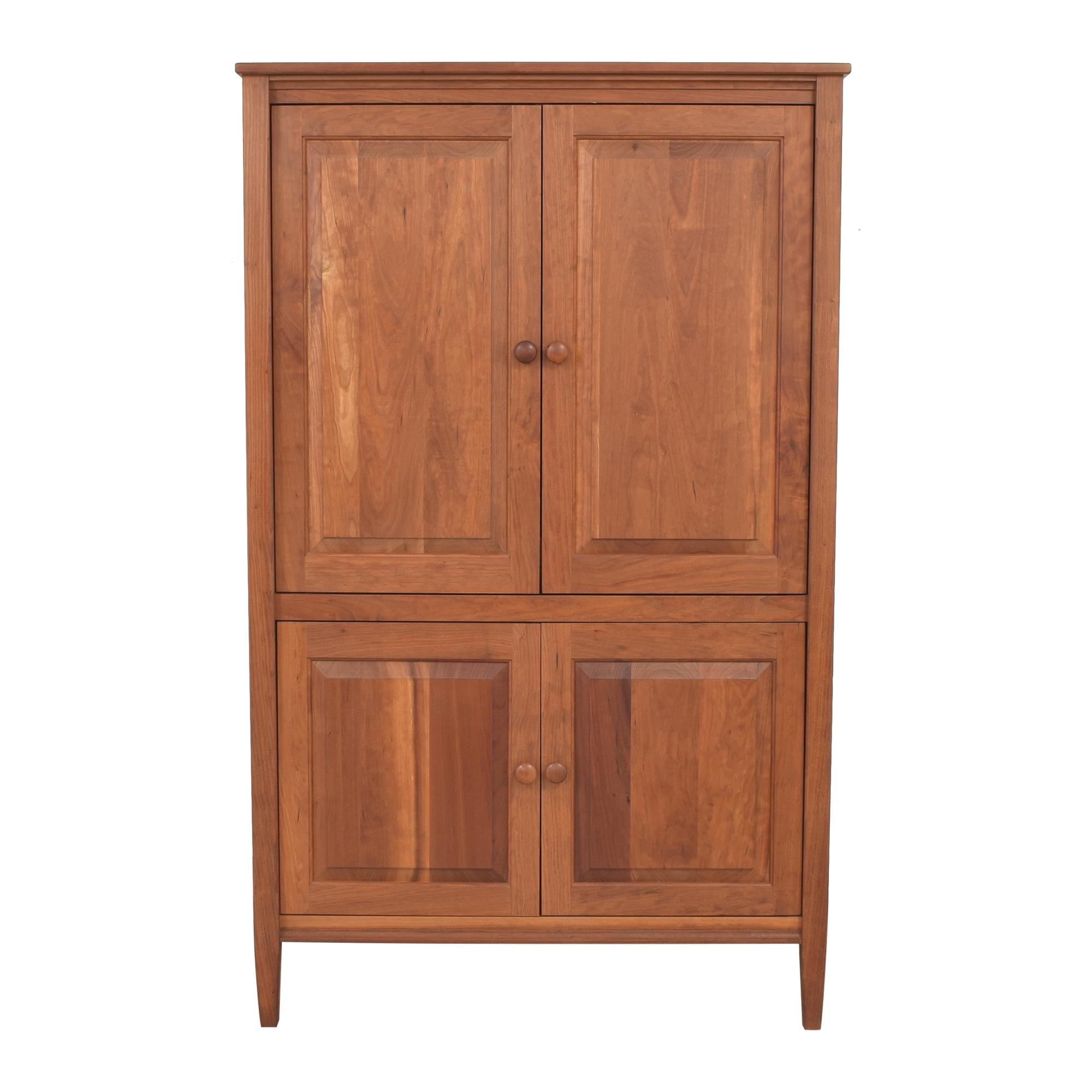 Scott Jordan Furniture Mission Armoire / Storage