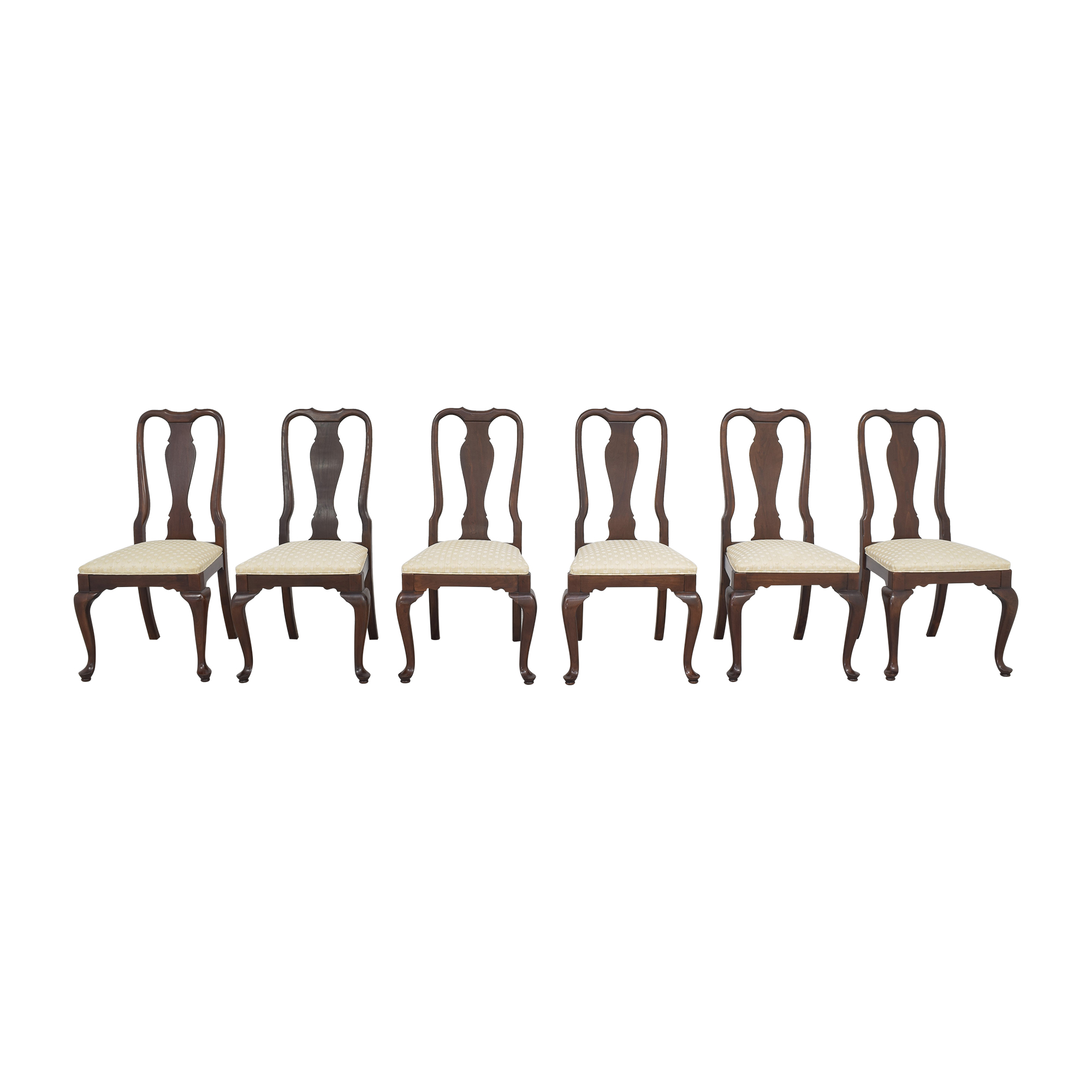 Ethan Allen Ethan Allen Georgian Court Dining Chairs
