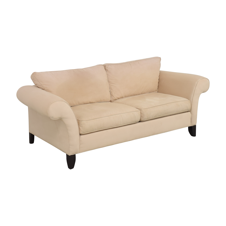Ethan Allen Ethan Allen Roll Arm Sofa price