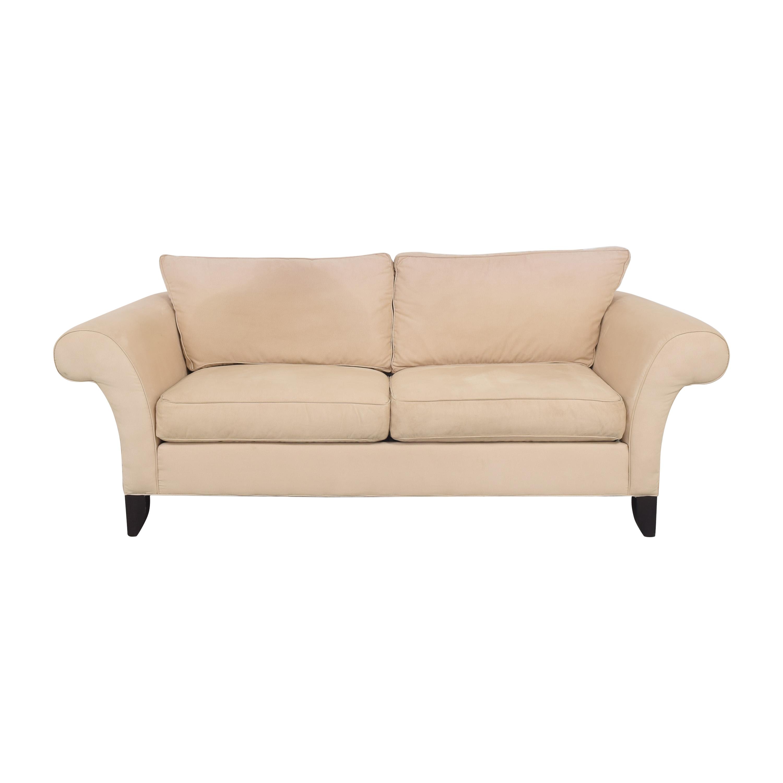 Ethan Allen Ethan Allen Roll Arm Sofa pa