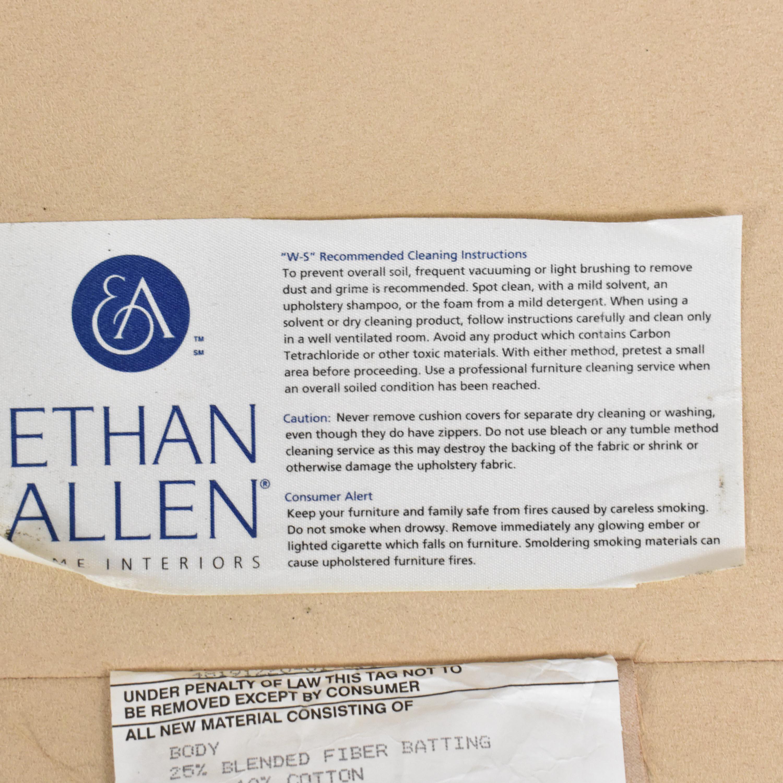 Ethan Allen Ethan Allen Roll Arm Sofa Sofas