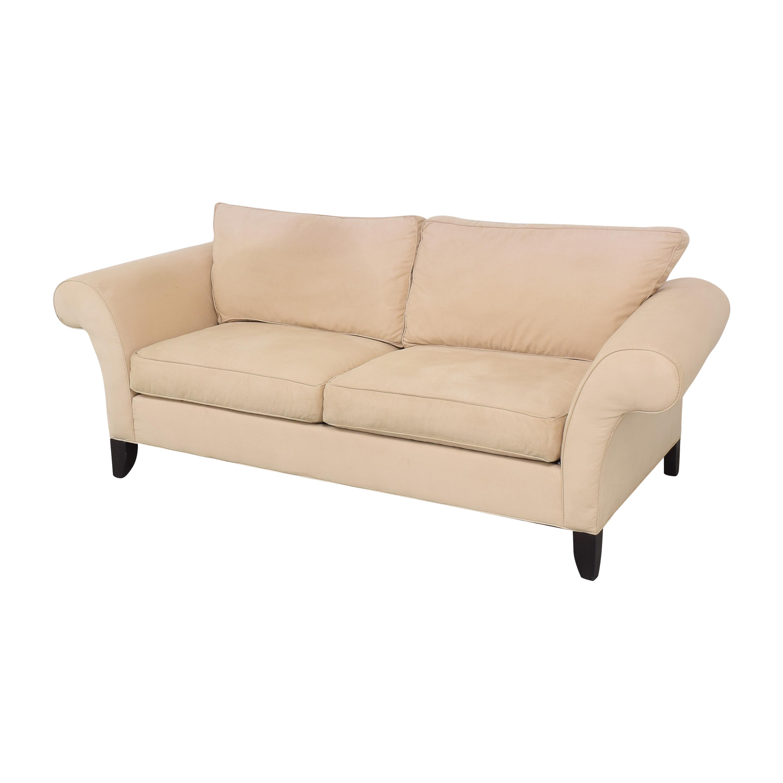 Ethan Allen Ethan Allen Roll Arm Sofa nj