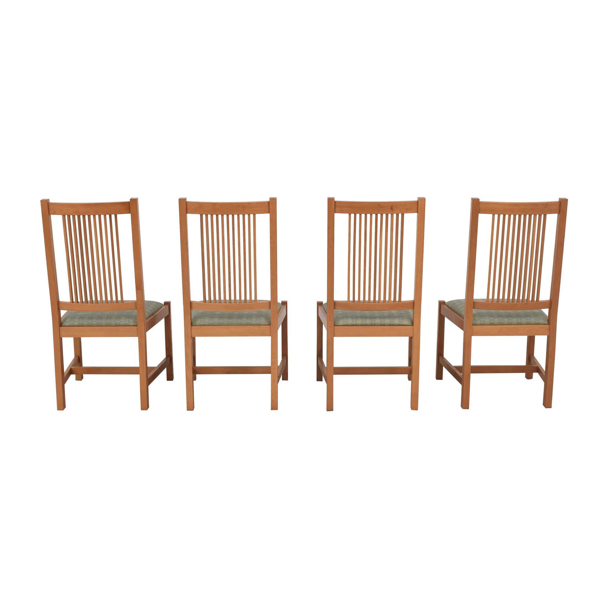 Scott Jordan Furniture Scott Jordan Mission Style Dining Chairs coupon