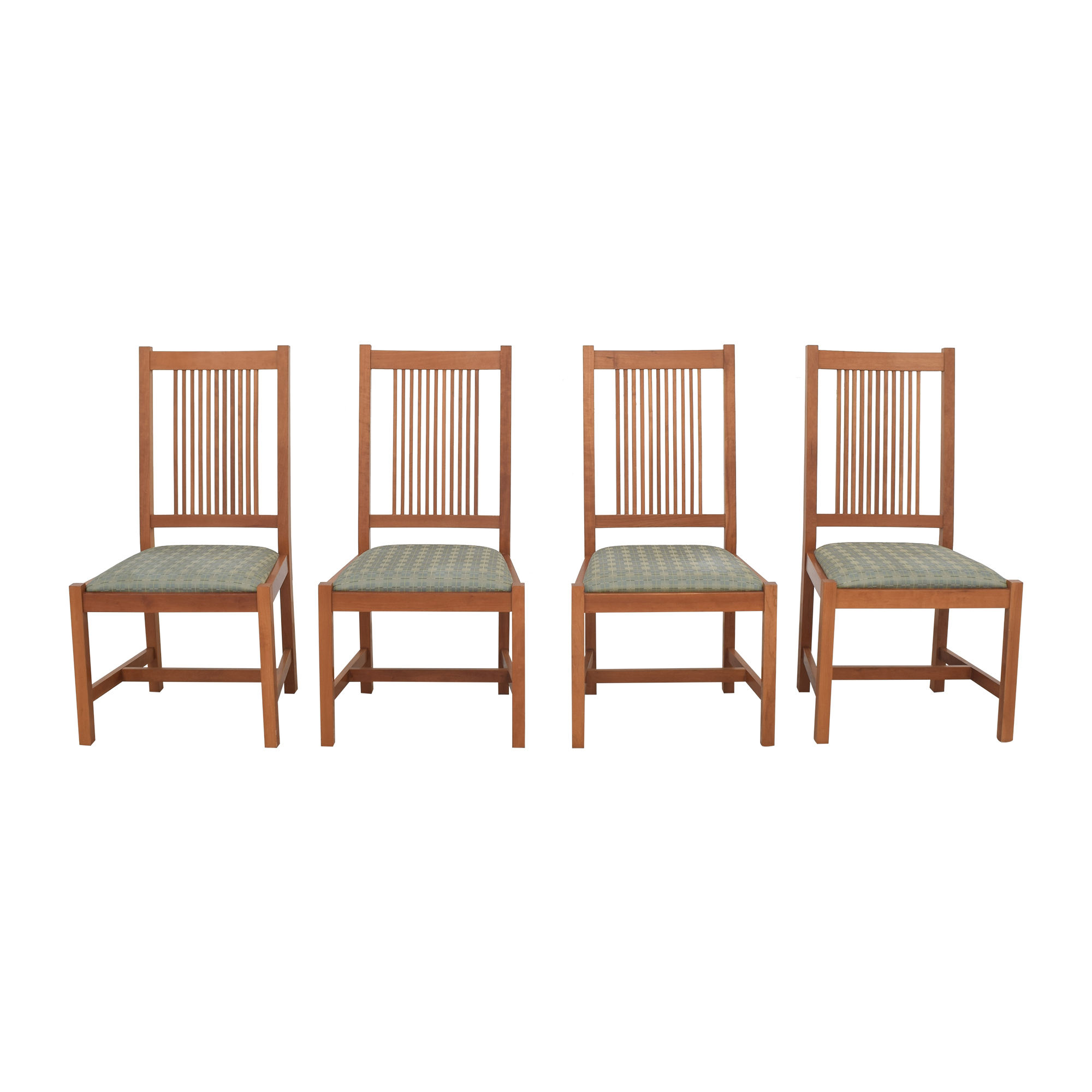 Scott Jordan Mission Style Dining Chairs / Chairs