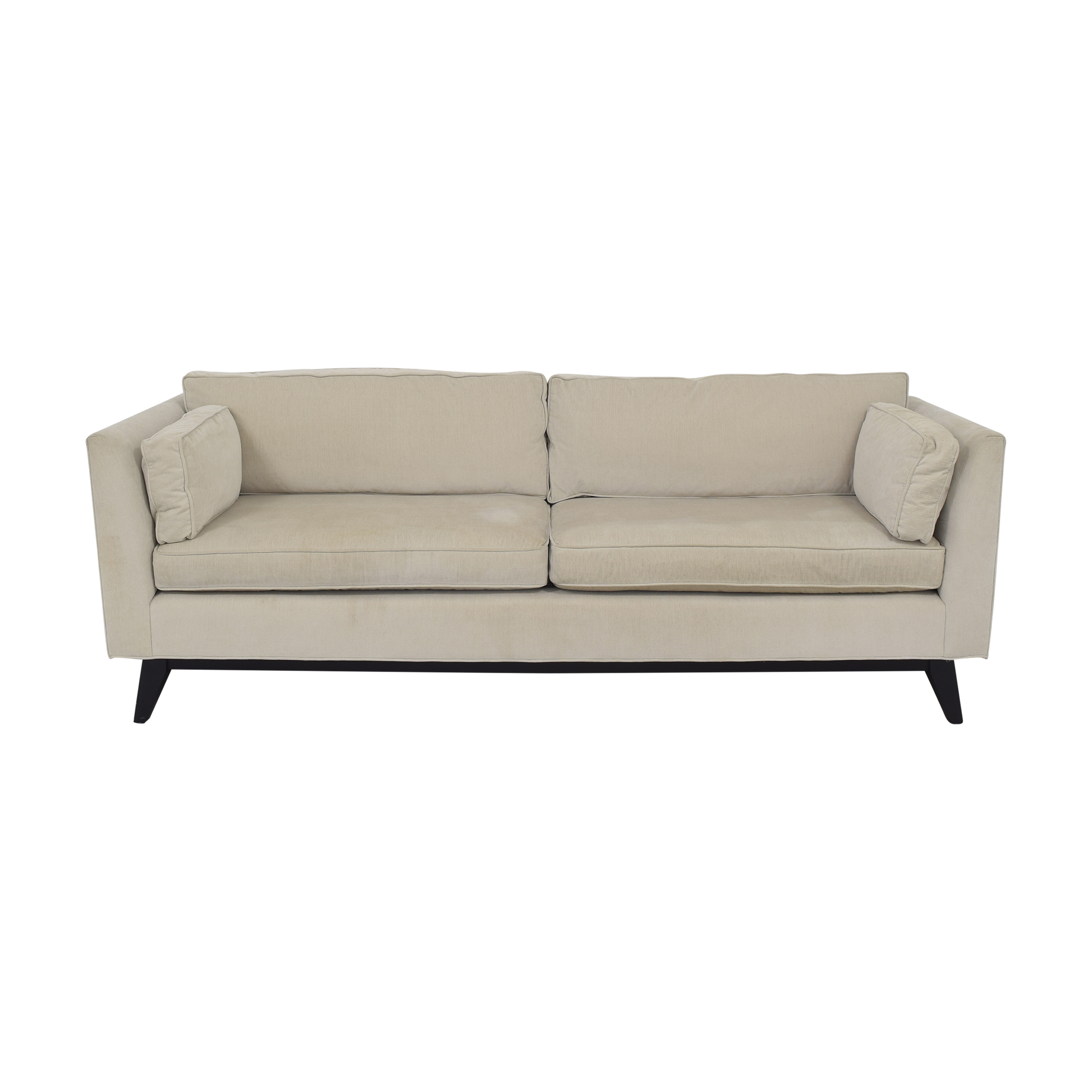 buy Mitchell Gold + Bob Williams Ainsley Two Cushion Sofa Mitchell Gold + Bob Williams Classic Sofas