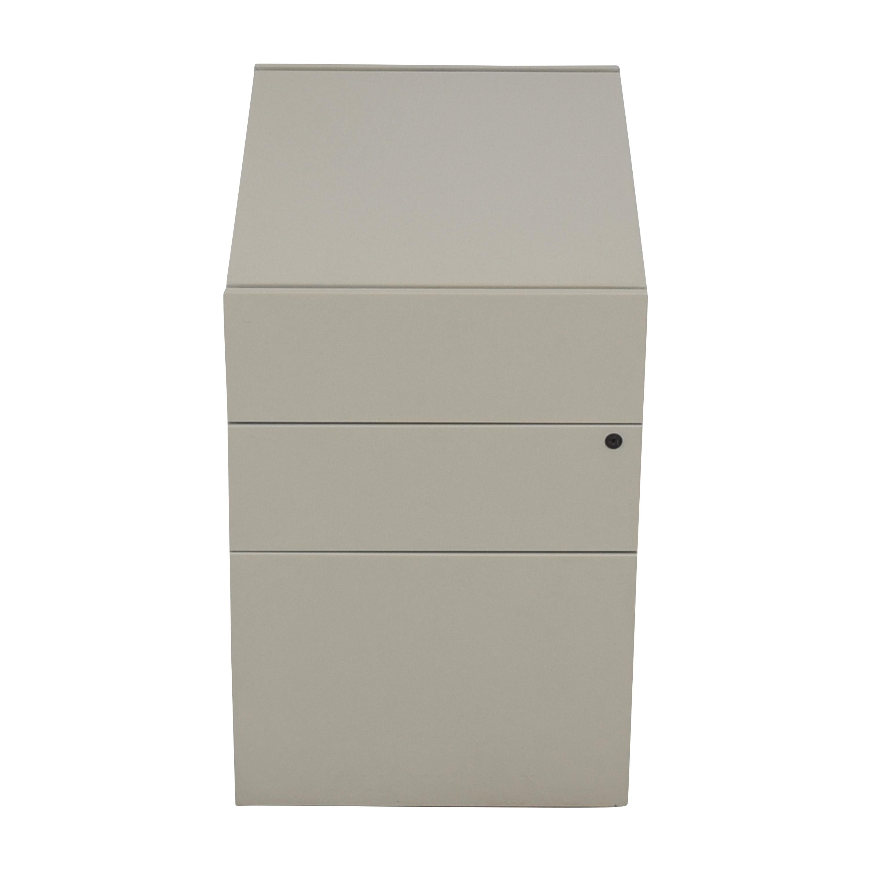 Molteni Molteni Less Storage Cabinet by Jean Nouvel grey