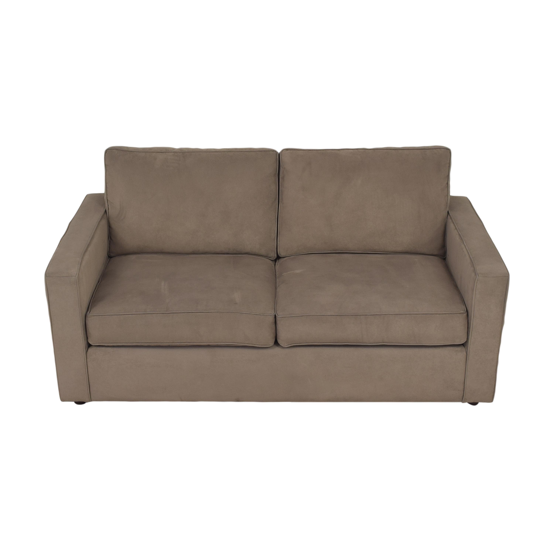 Room & Board Room & Board York Two Cushion Sofa ma