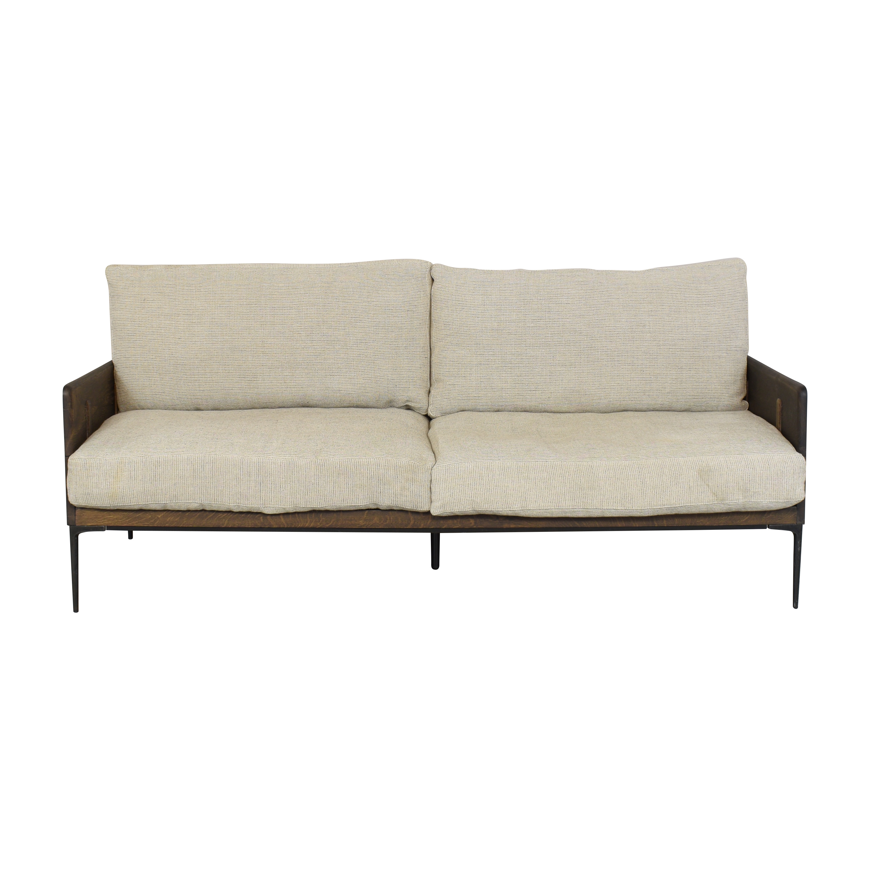 ABC Carpet & Home Two Cushion Sofa sale