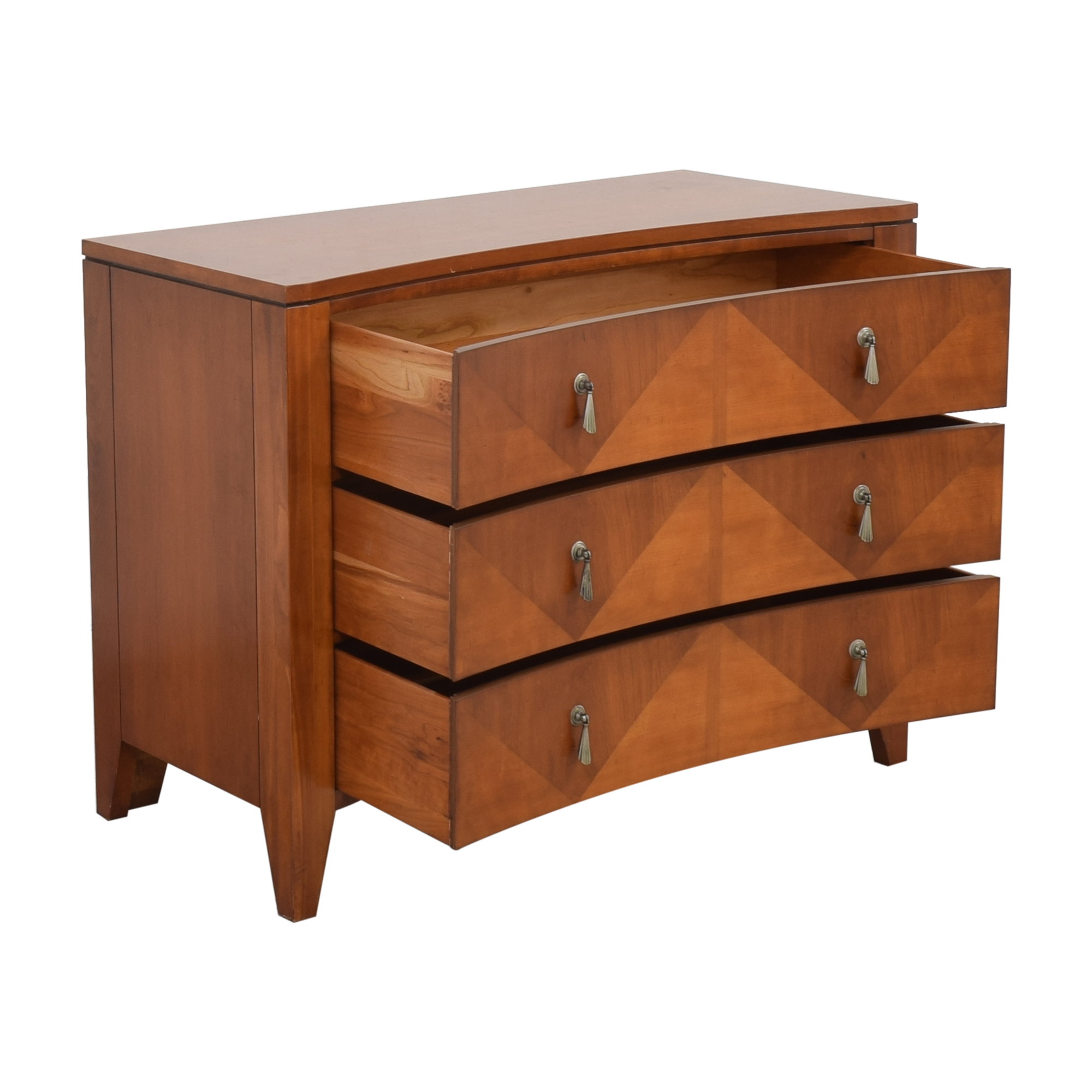Ethan Allen Avenue Three Drawer Chest sale