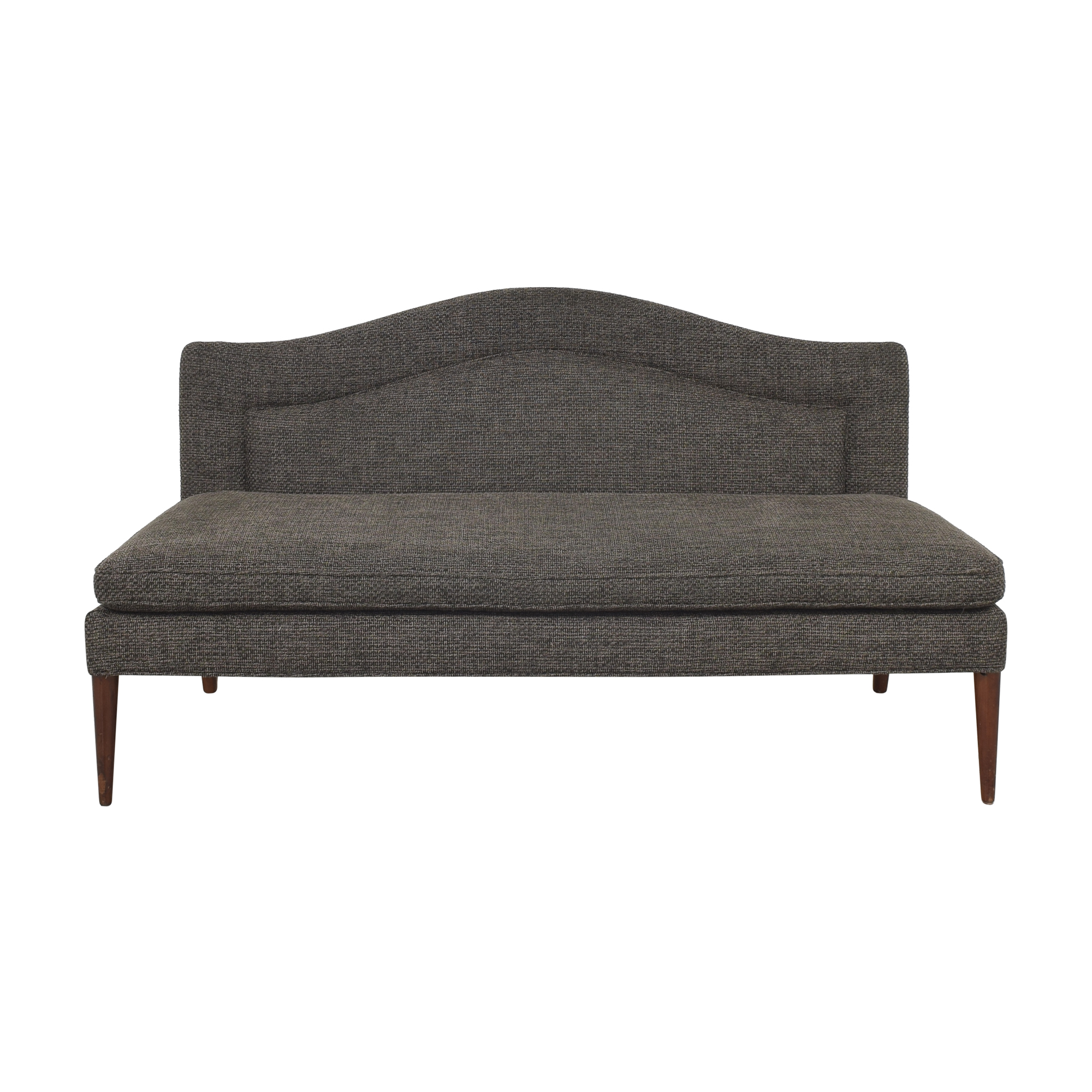 Bright Bright Upholstered Bench grey