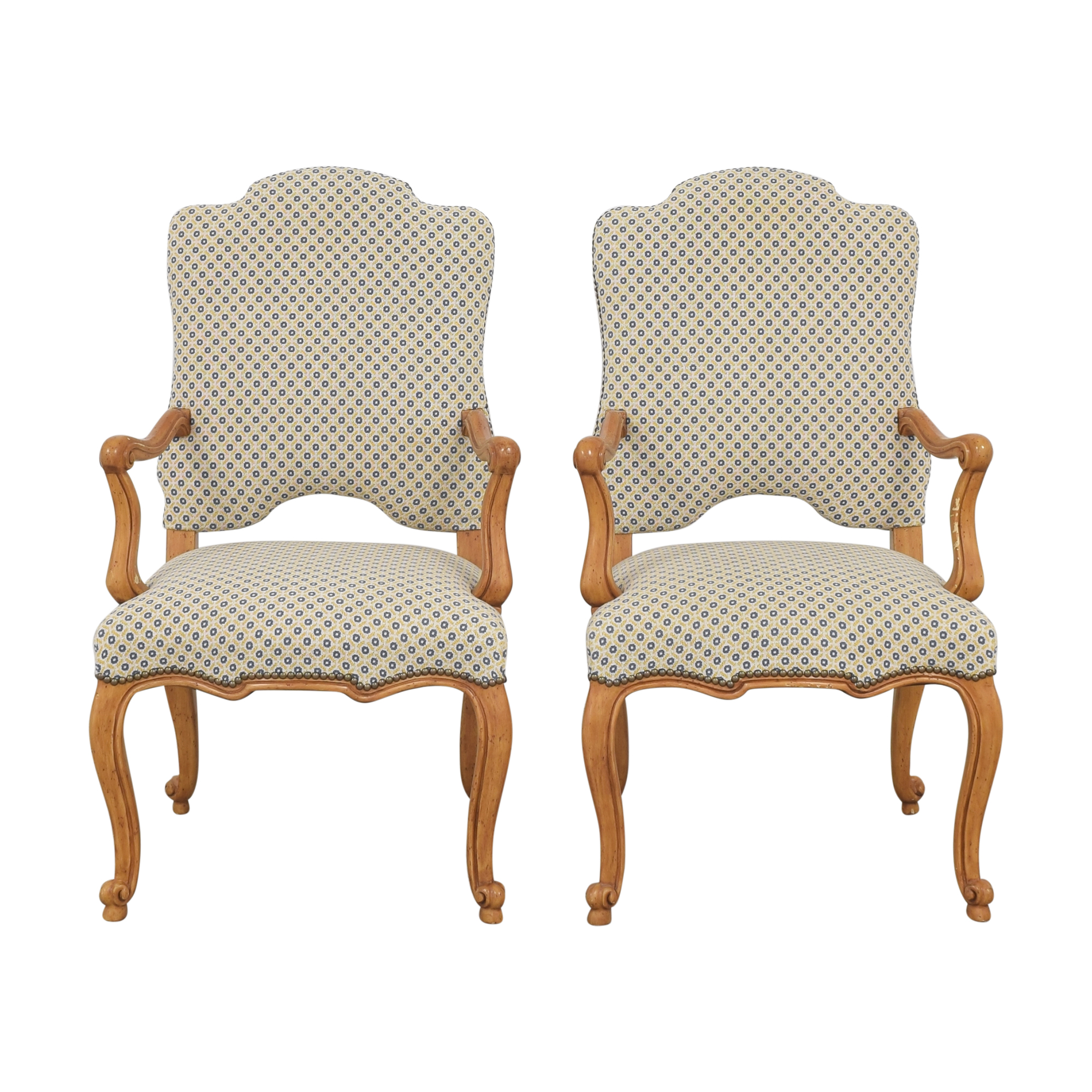 Minton-Spidell Minton-Spidell Regence Dining Chairs used