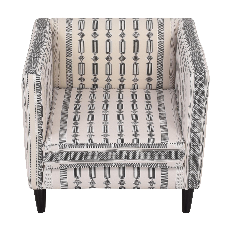 The Inside The Inside Tuxedo Chair on sale