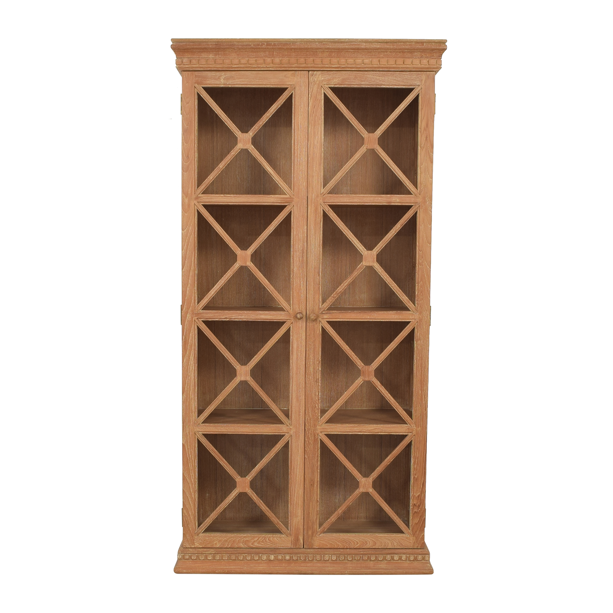 Restoration Hardware Bookcase sale