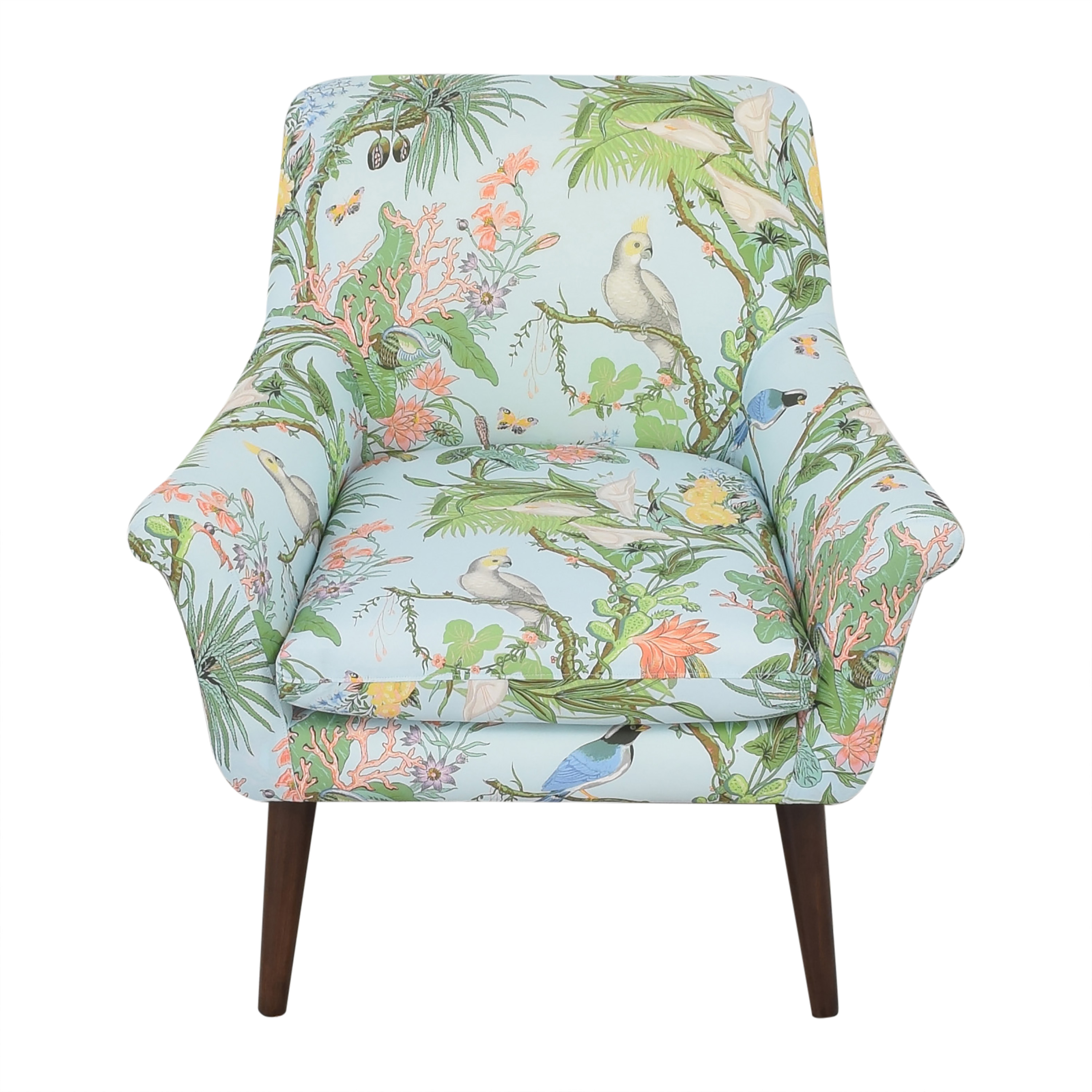 buy The Inside Upholstered Cocktail Chair The Inside Accent Chairs