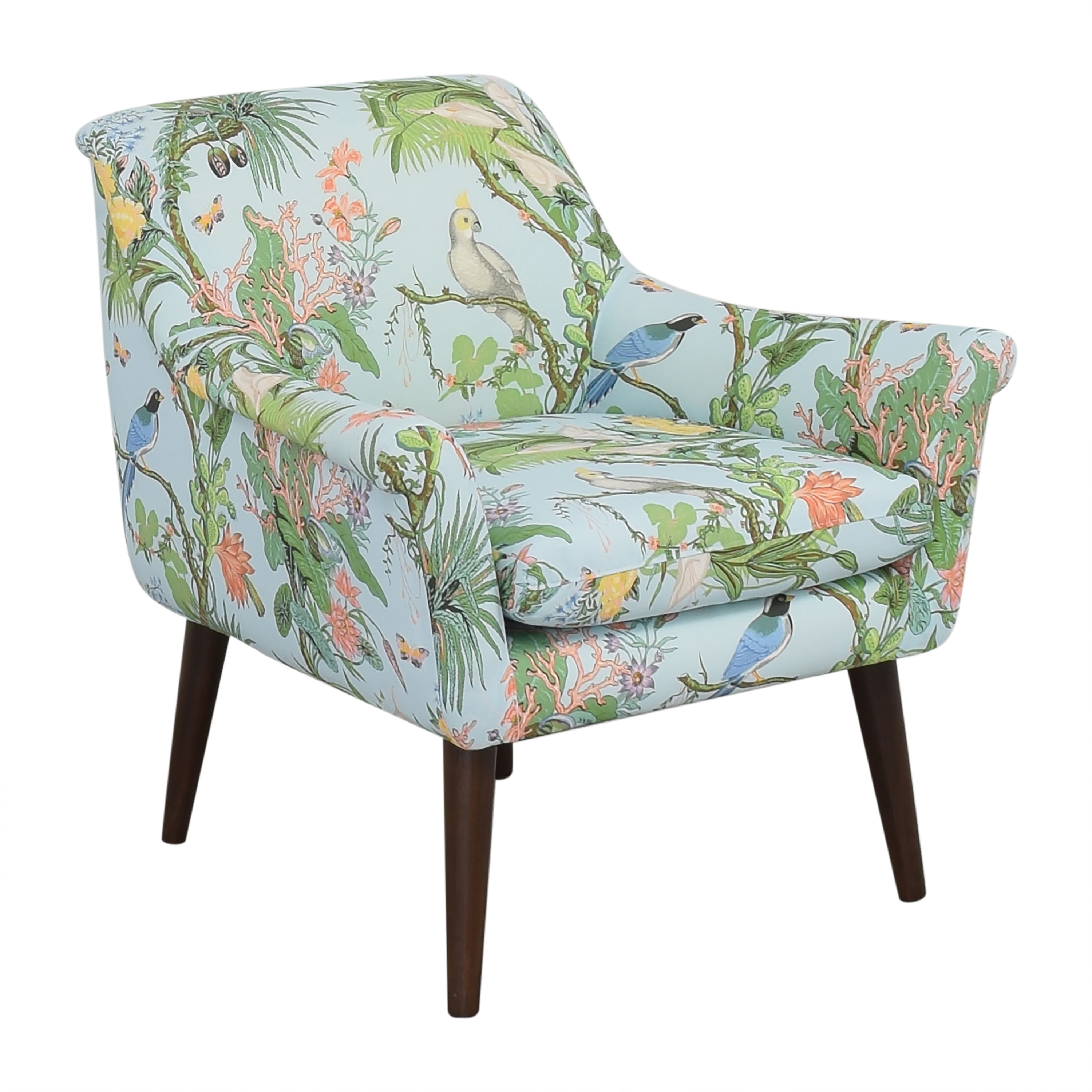 shop The Inside Upholstered Cocktail Chair The Inside