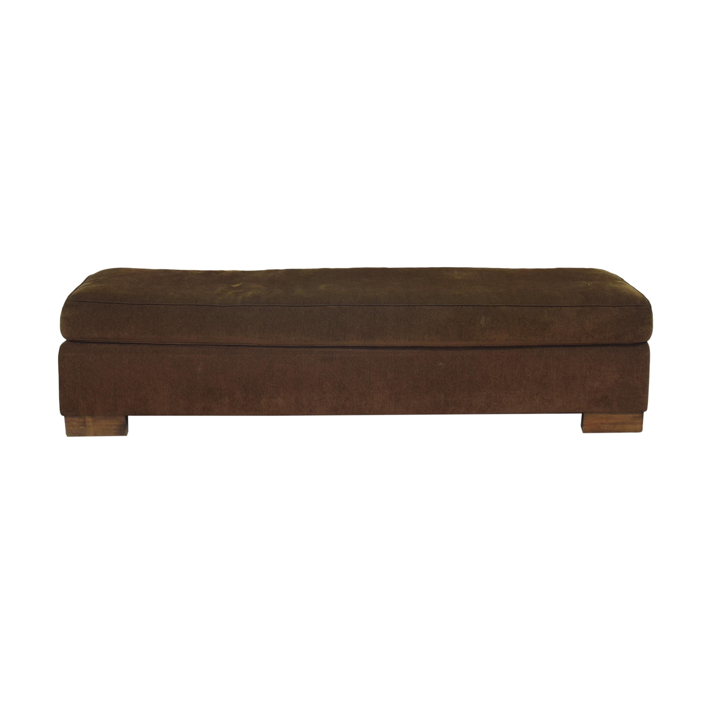 Custom Bench Ottoman ma