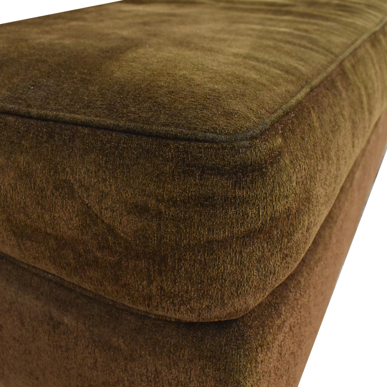 Custom Bench Ottoman discount