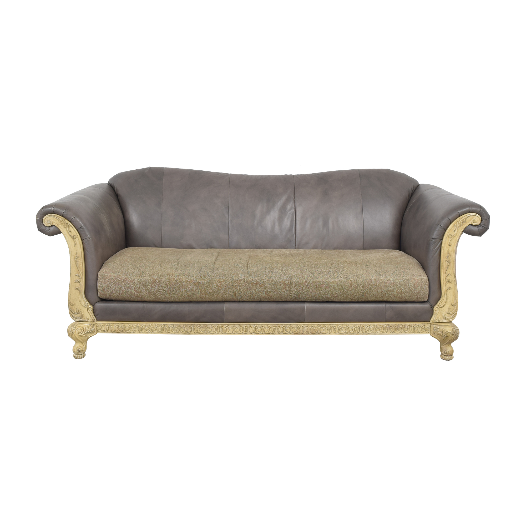 Schnadig Schnadig Decorative Bench Cushion Sofa for sale
