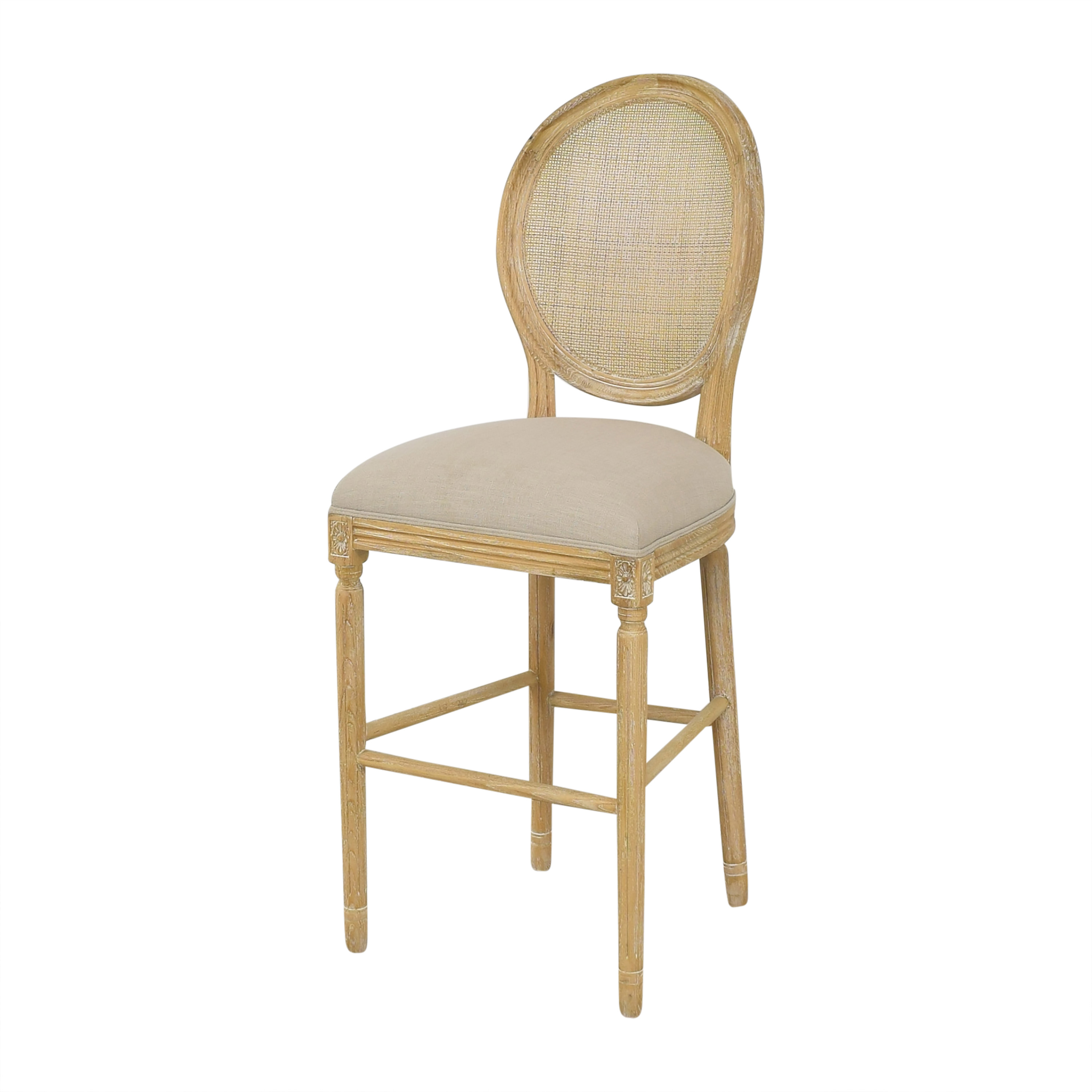 shop Wisteria Wisteria Upholstered Bar Stools online