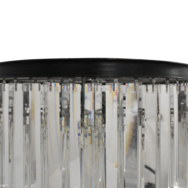 Restoration Hardware Restoration Hardware Odeon Floor Lamp used