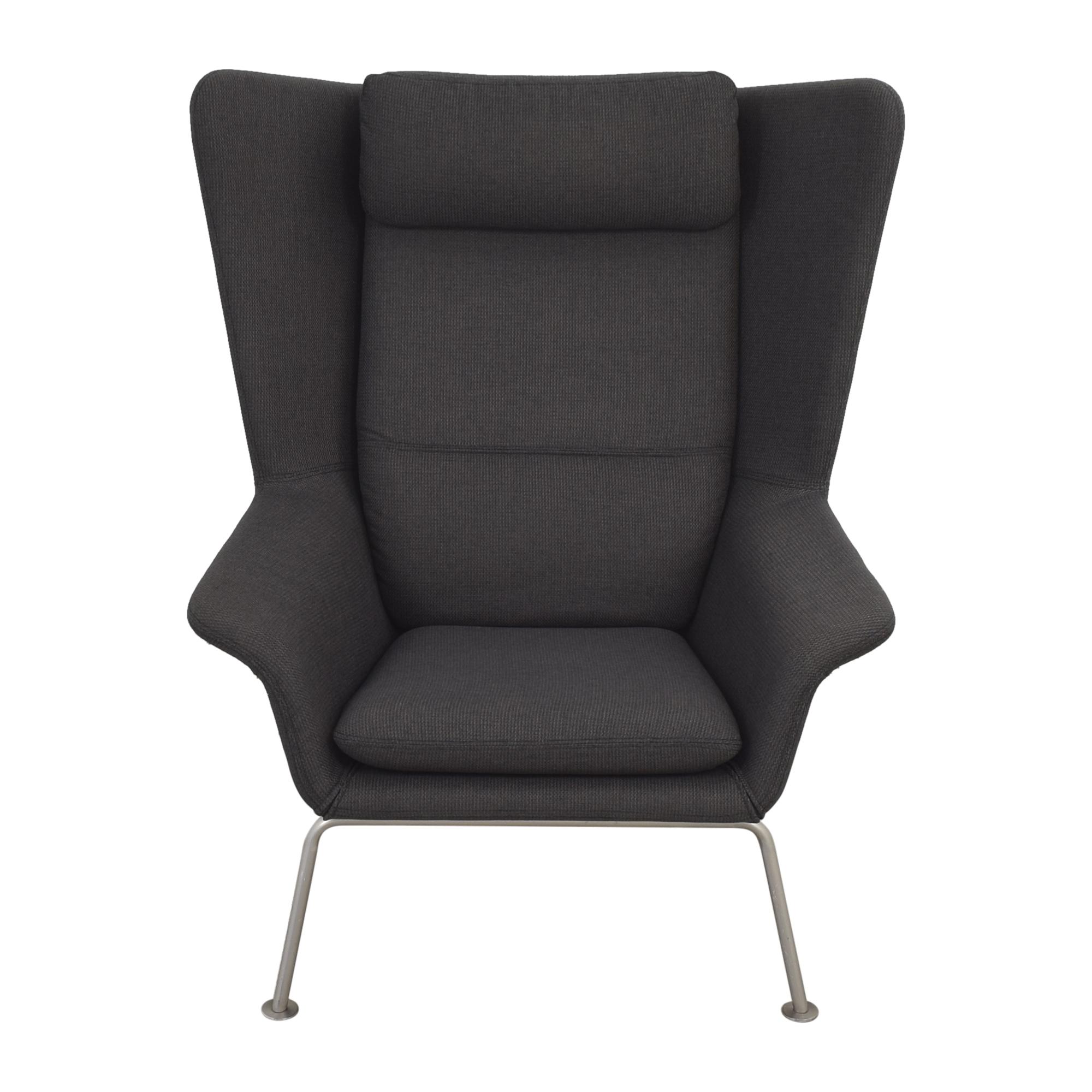 shop BoConcept Hamilton Armchair BoConcept Chairs
