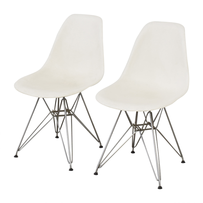 shop Herman Miller Herman Miller Eames Molded Side Chairs online