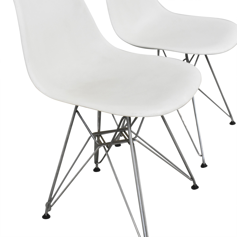 Herman Miller Herman Miller Eames Molded Side Chairs nj