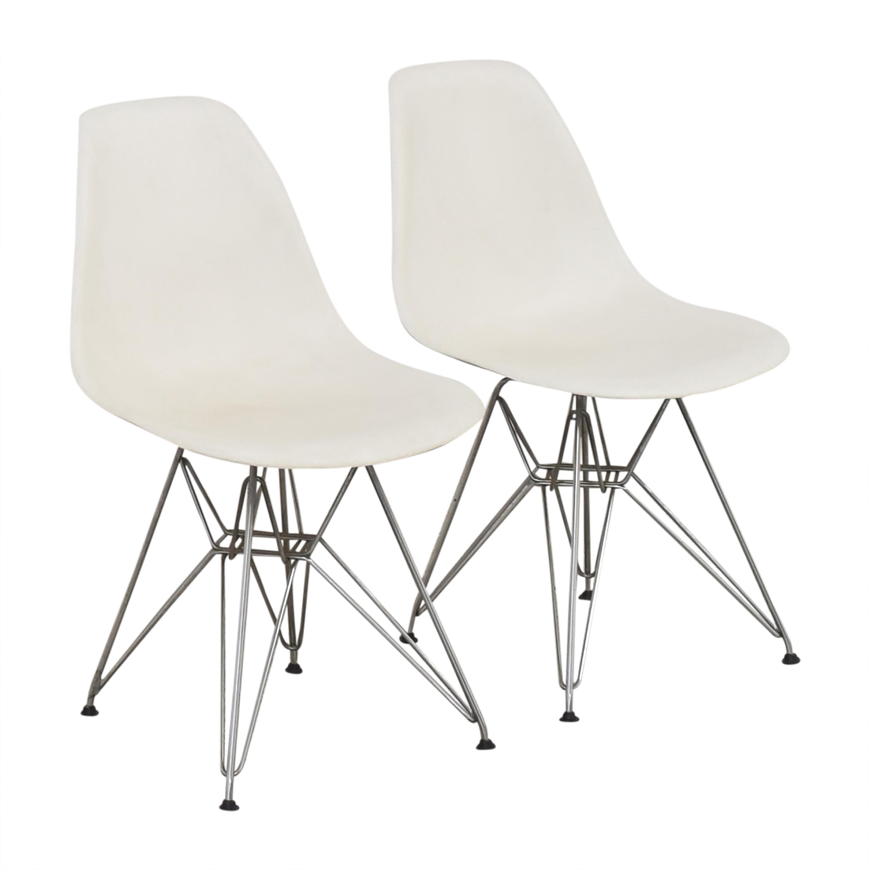 buy Herman Miller Eames Molded Side Chairs Herman Miller