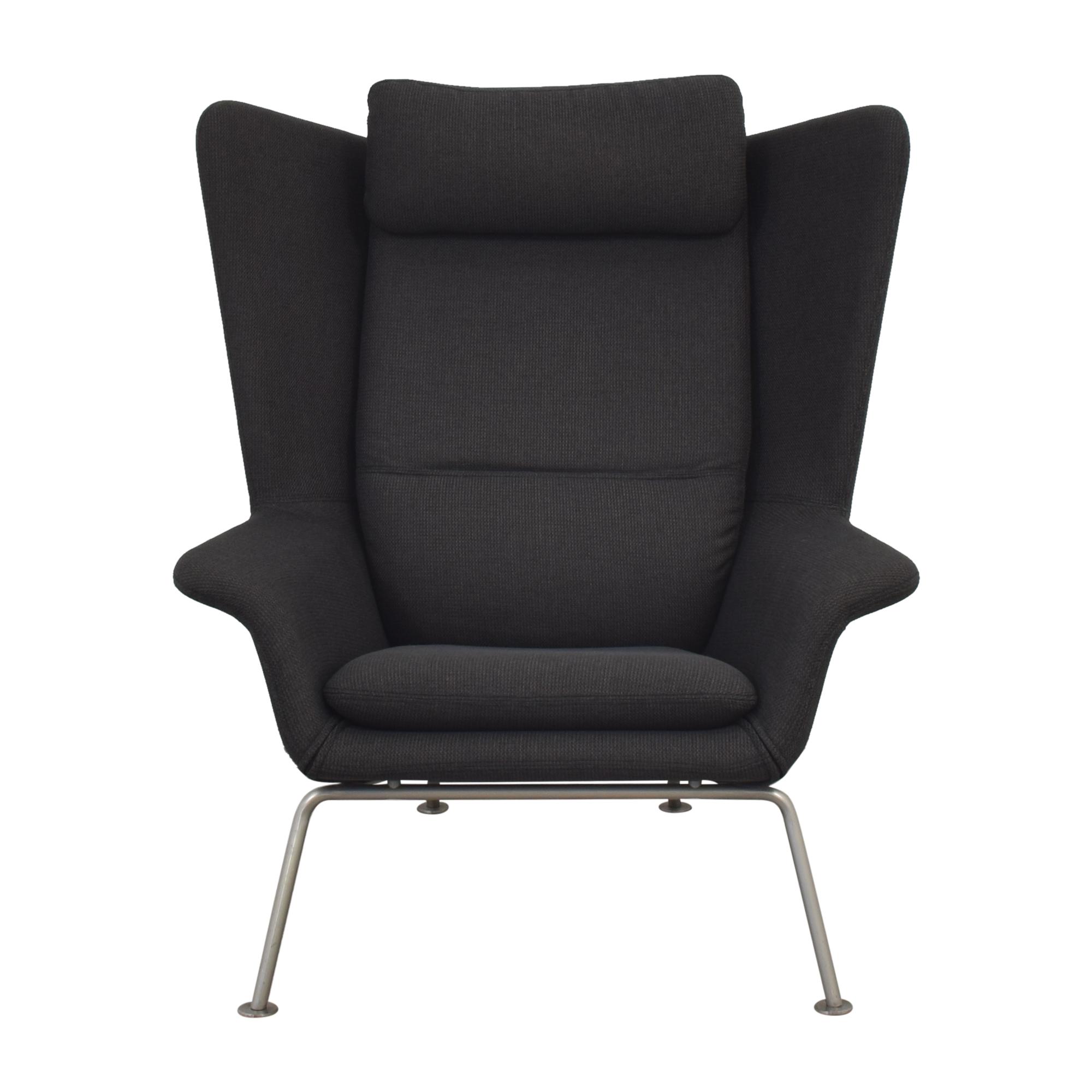 shop BoConcept Hamilton Armchair BoConcept Accent Chairs